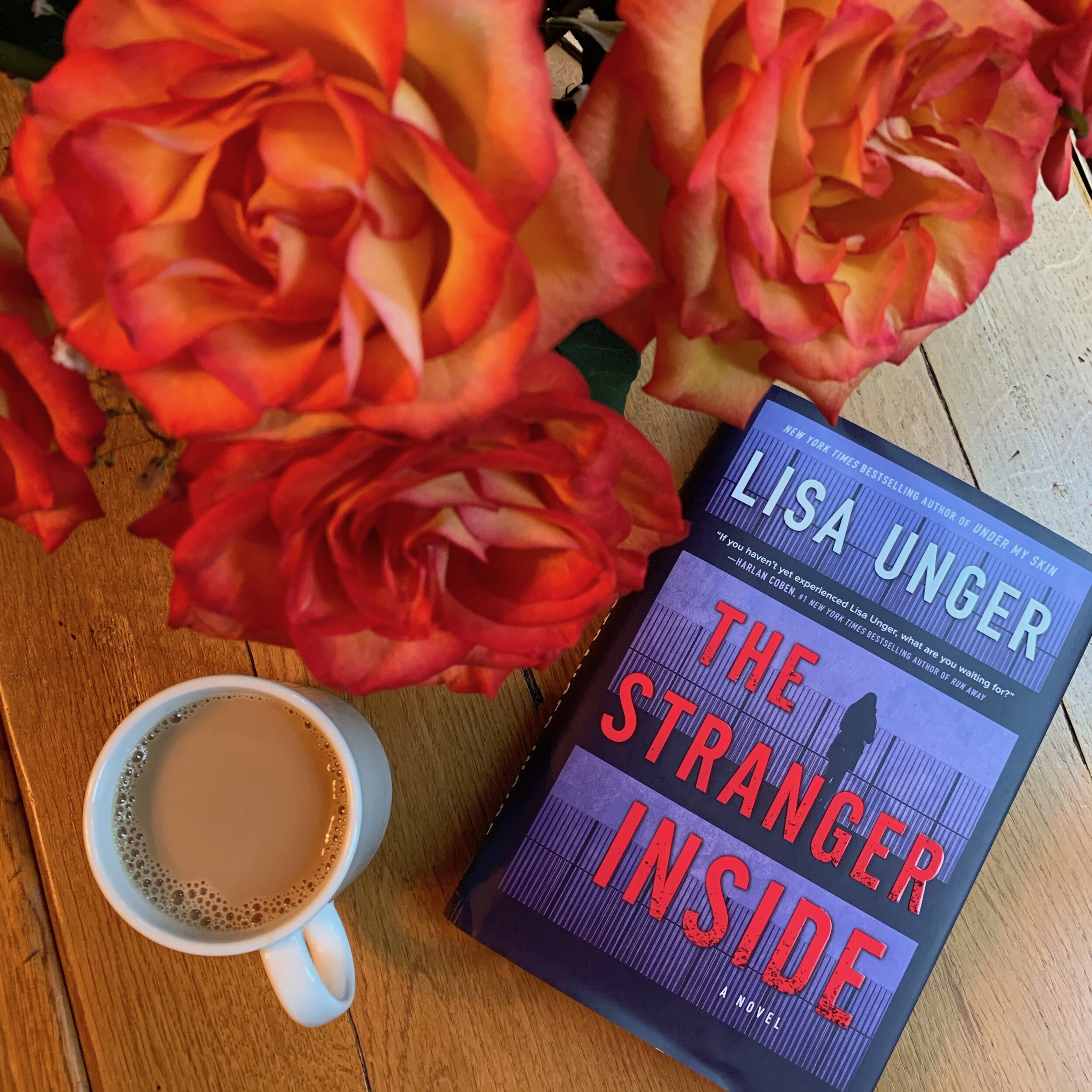 ** Book Review for THE STRANGER INSIDE by Lisa Unger  **