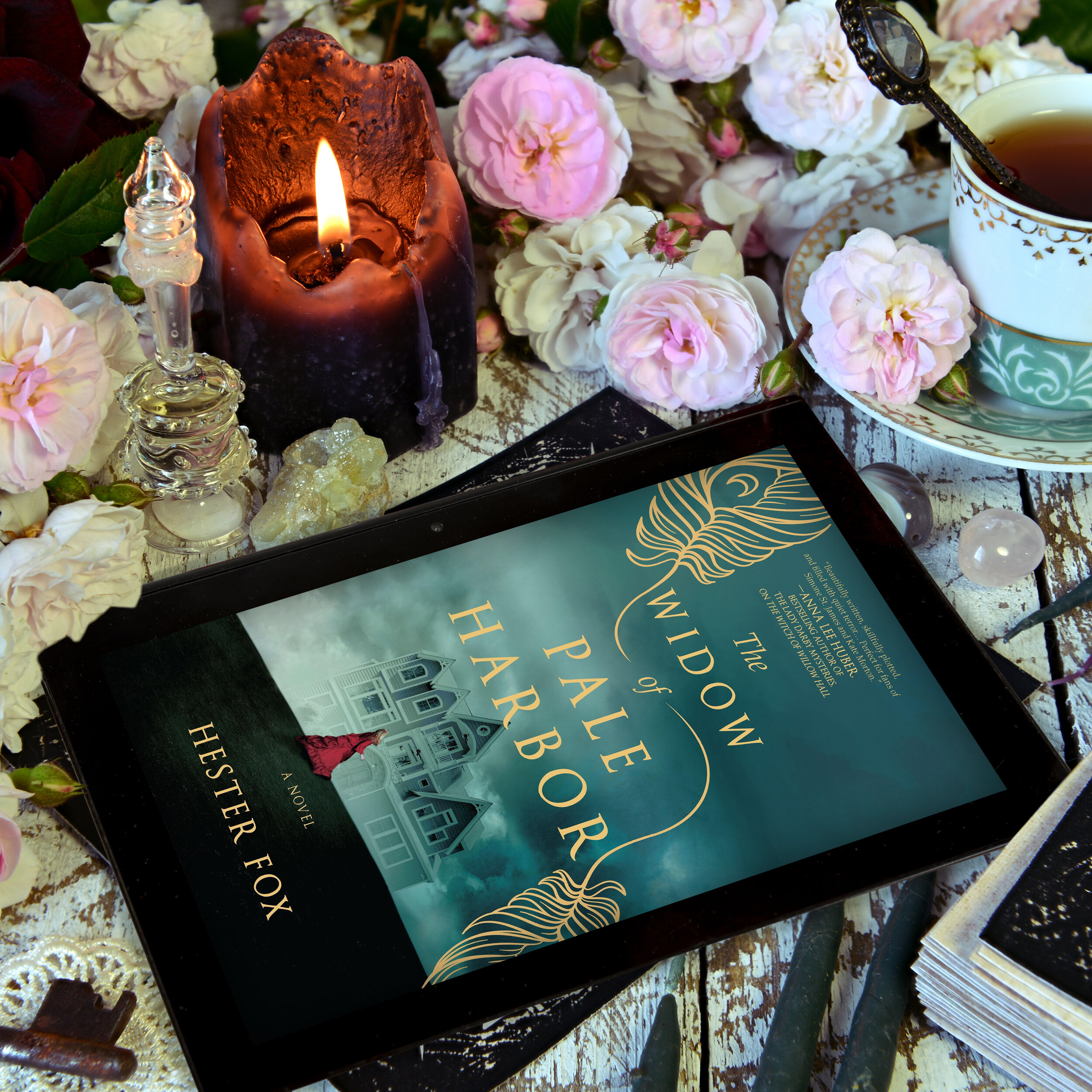 ** Book Review for THE WIDOW OF PALE HARBOR by Hester Fox **