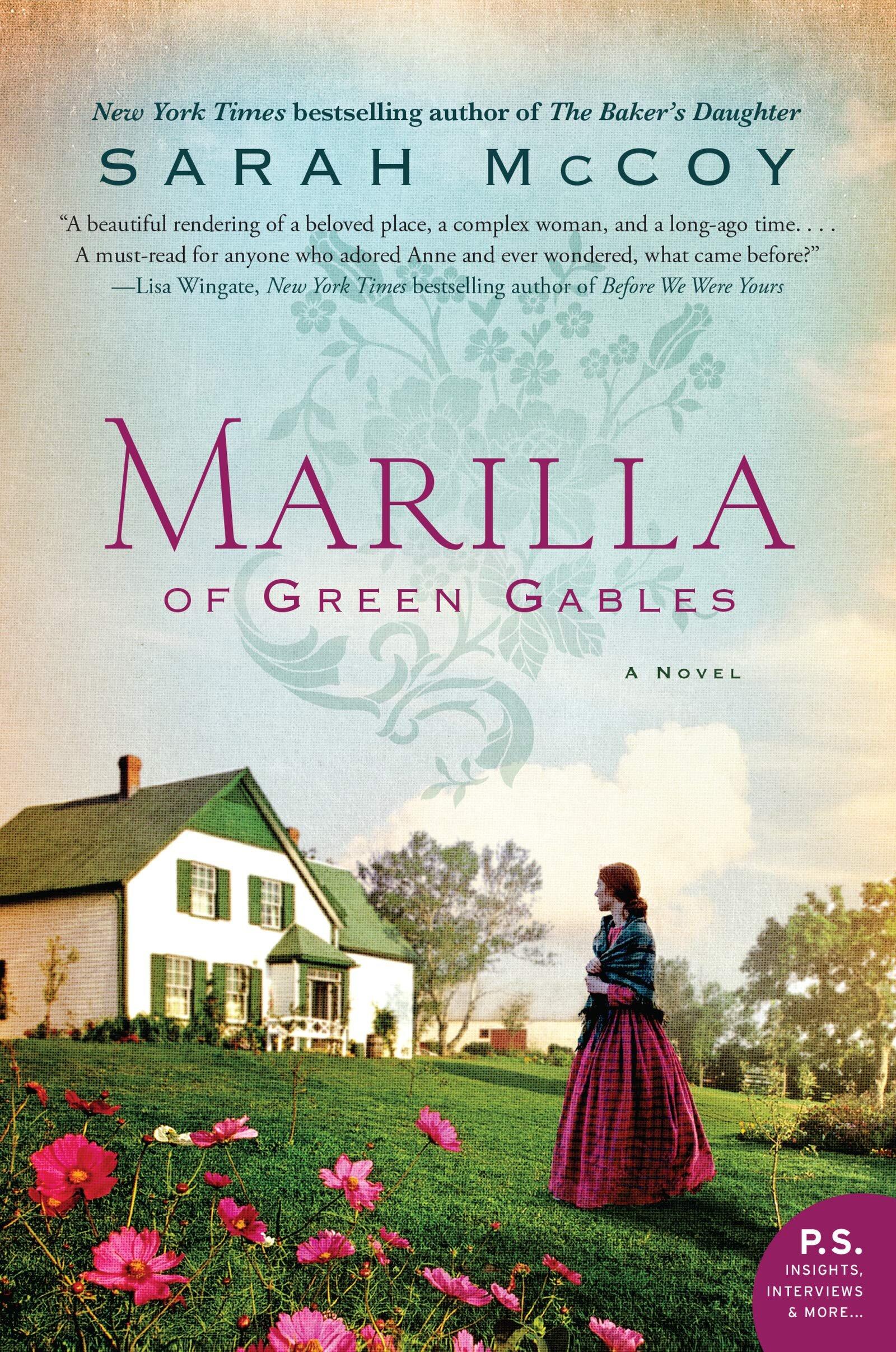 MARILLA OF GREEN GABLES by Sarah McCoy
