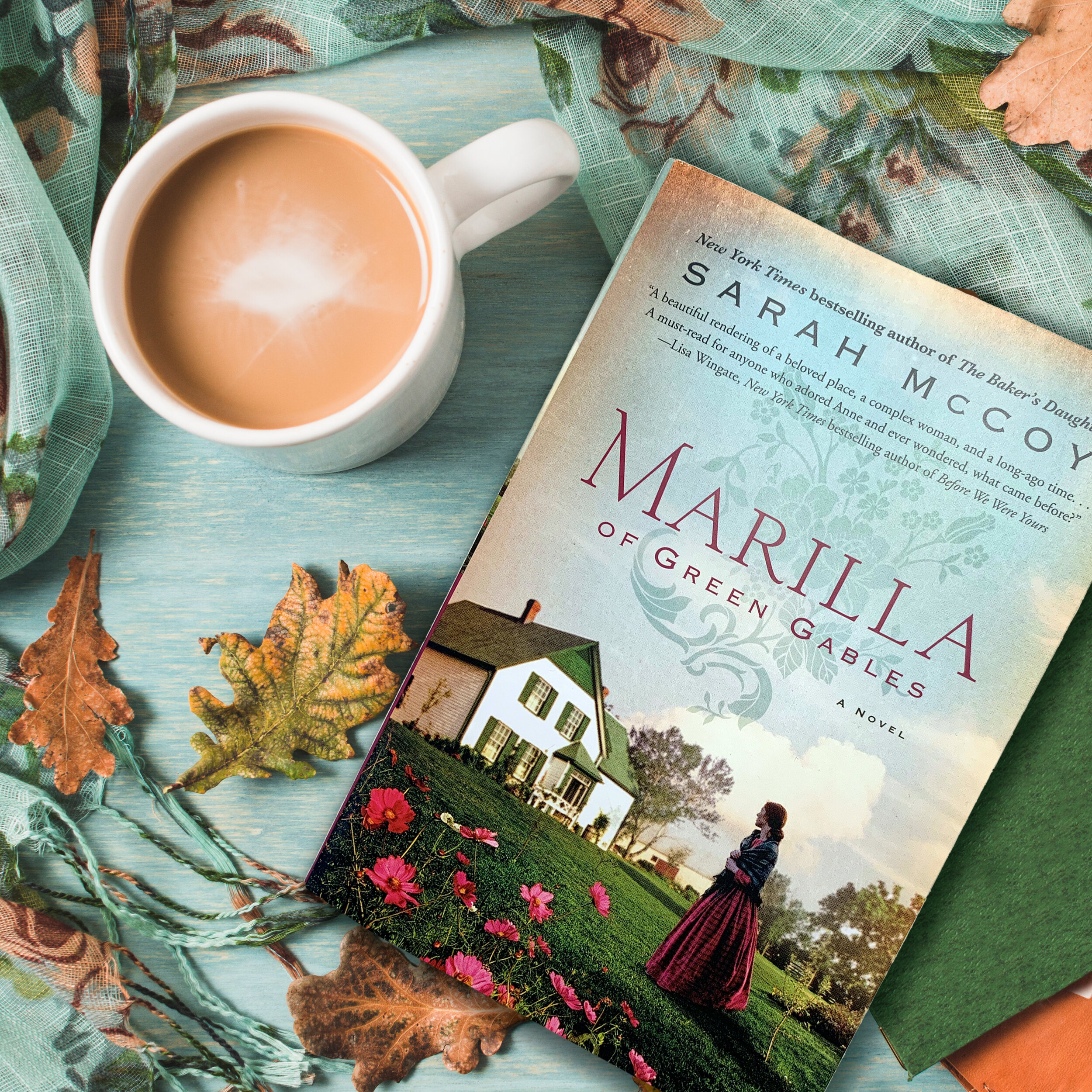** Book Review for MARILLA OF GREEN GABLES by Sarah McCoy **