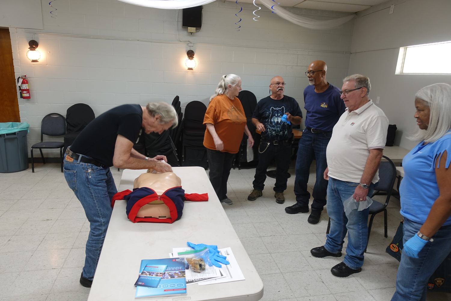 CPR Class - 10.20.2018