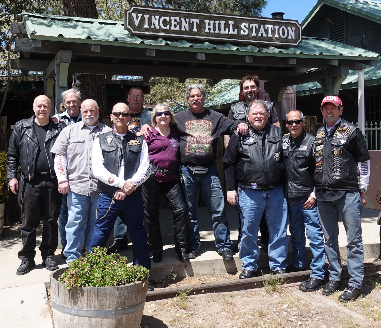 Vincent Hill Station - 4.14.2019