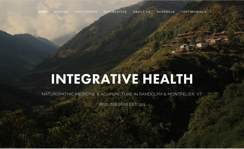 Screen Shot Integrative Health.png