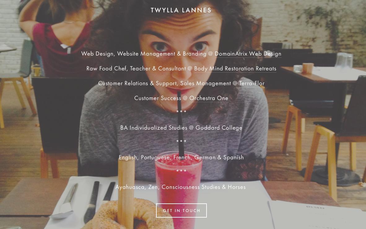 Twylla.org Screenshot.png
