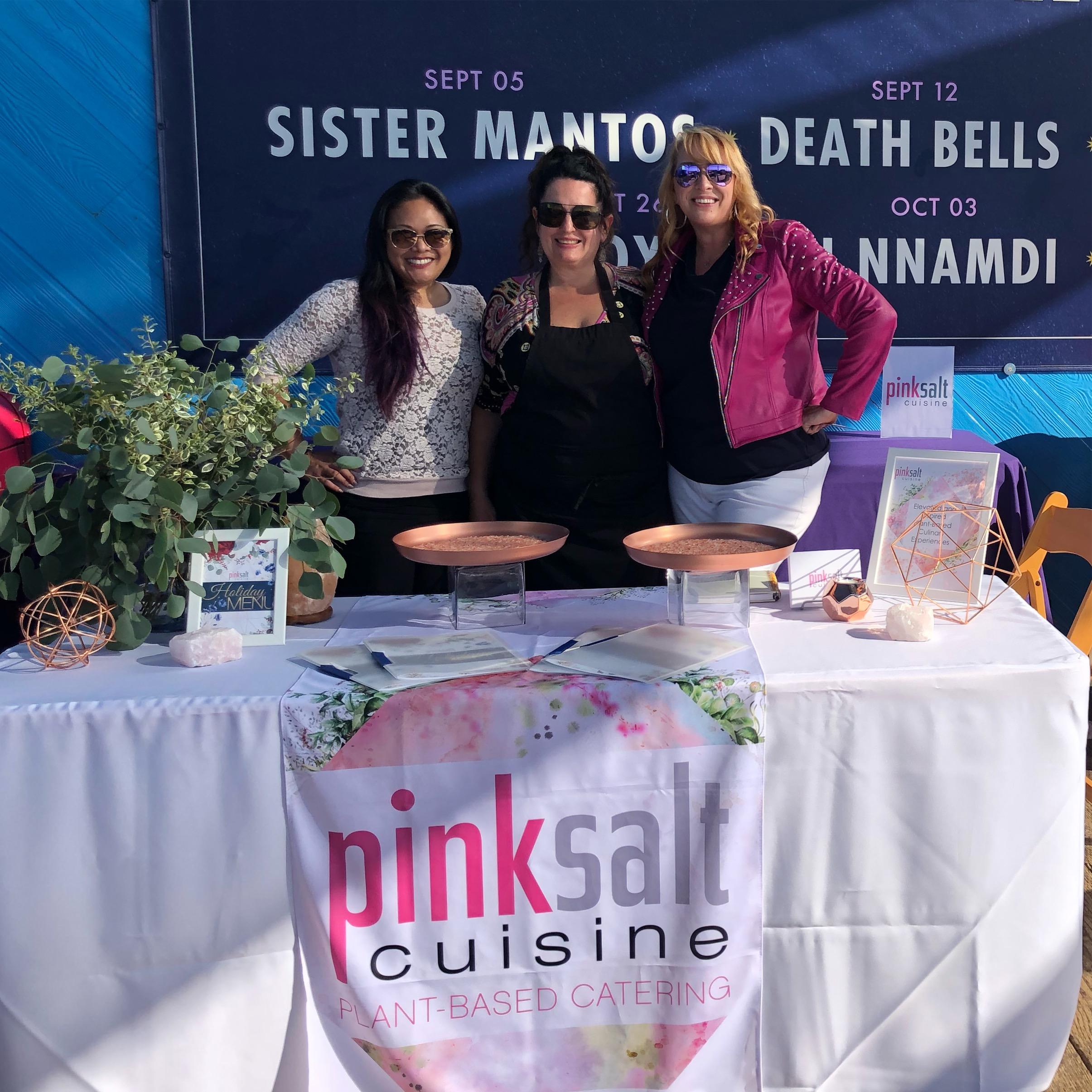 The Pink Salt Cuisine Team