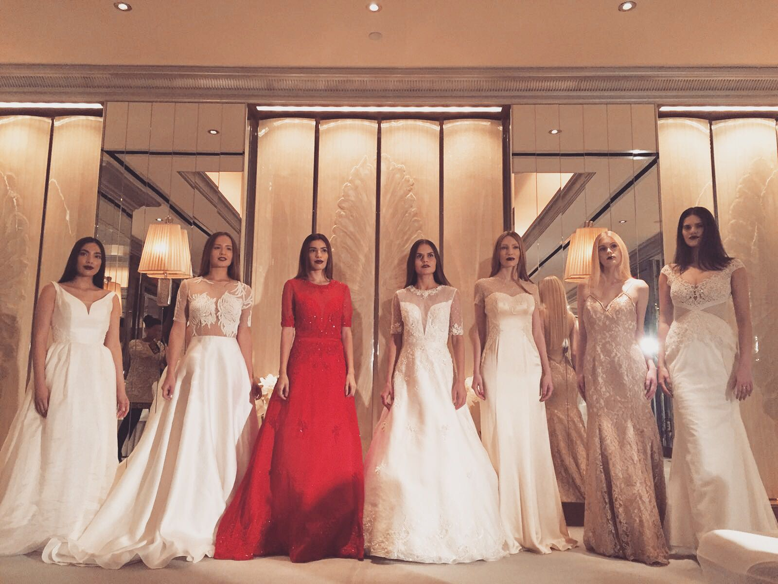New York Bridal Fashion Week Fall 2016