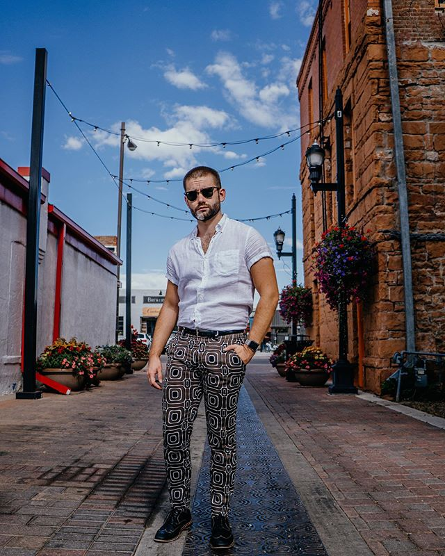 Working on some fun things to post soon... he's back by popular demand. 😏✨ • 👆Tap for brands • 📸 by @laurenhera • #menswear #mensfashion #instagood #blog #blogger #liveauthentic #instaphoto #instafashion #ootd #outfitoftheday #fashion #instadaily #love #menstyle #fbloggers #dapper #gentleman #colorado #denverblogger #denver #instacool #hair #mensgrooming