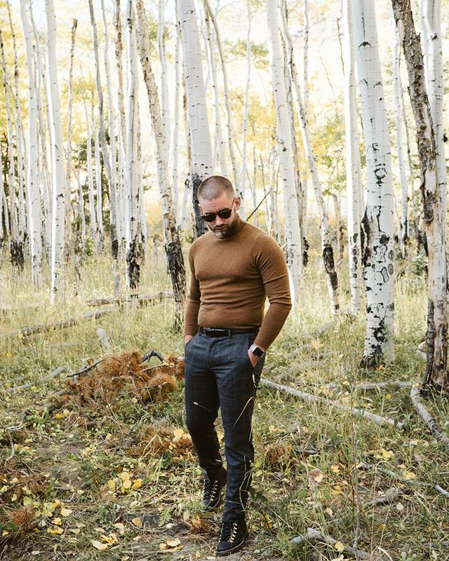 Went and found some (ass)pens this weekend with @laurenhera 🙌 • Tap for brands 👆 • #menswear #mensfashion #instagood #blog #blogger #liveauthentic #instaphoto #instafashion #ootd #outfitoftheday #fashion #instadaily #love #menstyle #fbloggers #dapper #gentleman #colorado #denverblogger #denver #instacool #hair #mensgrooming