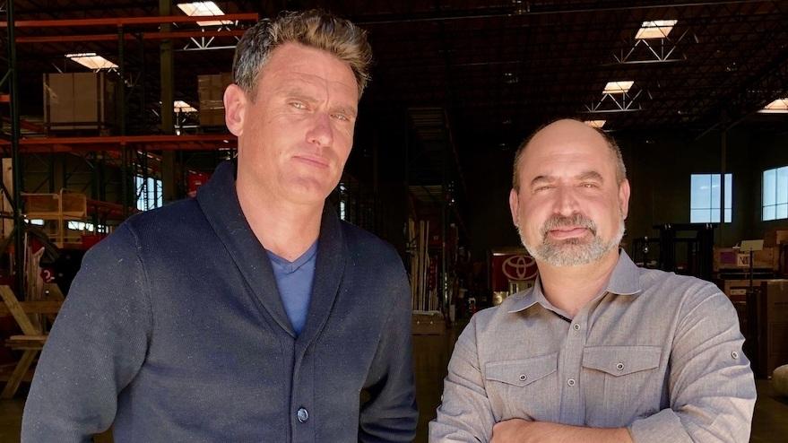 Richard Sears & Kevin Shuster