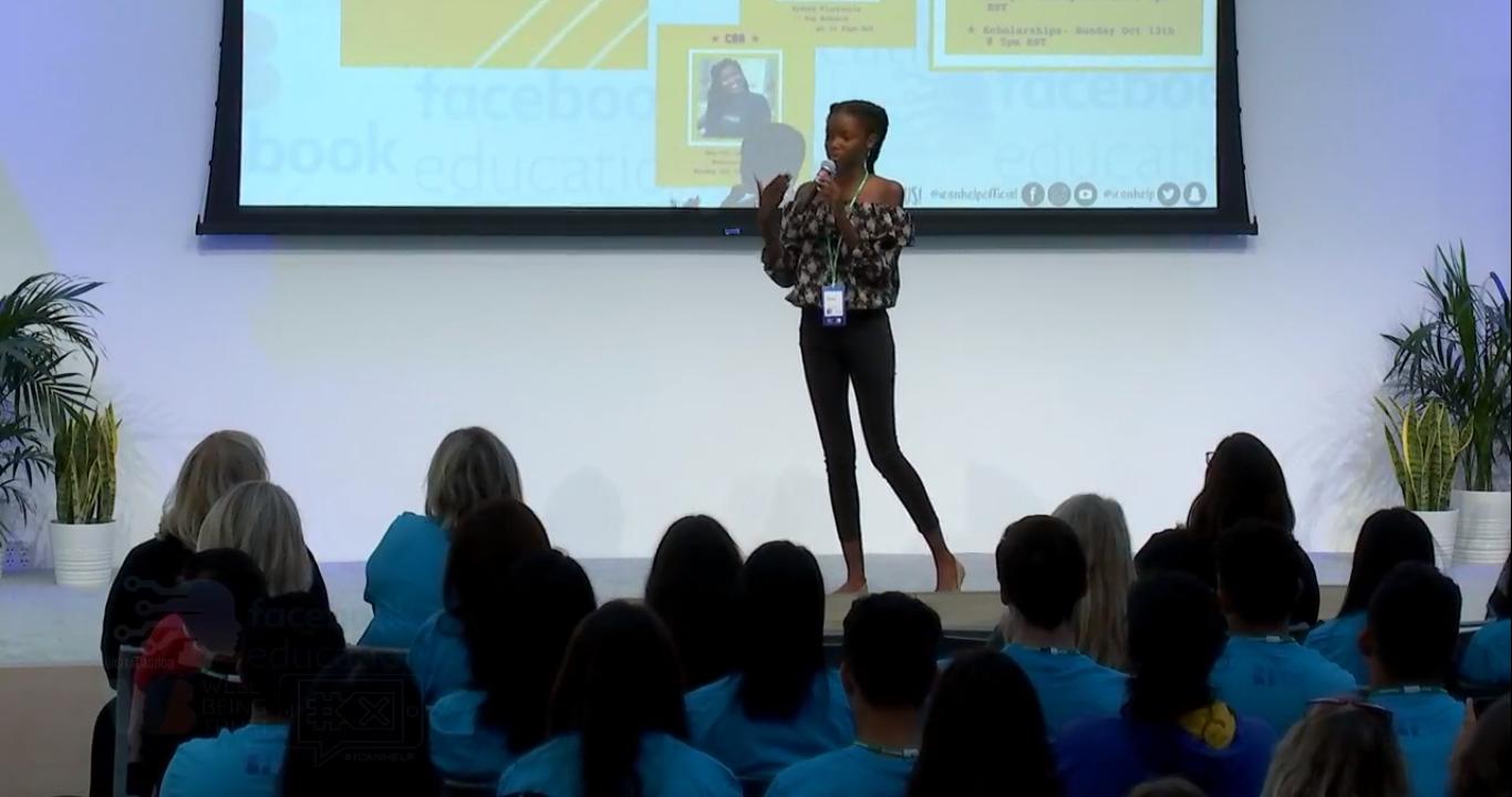 Christina Mazzi, Project WOC (Women of Color)