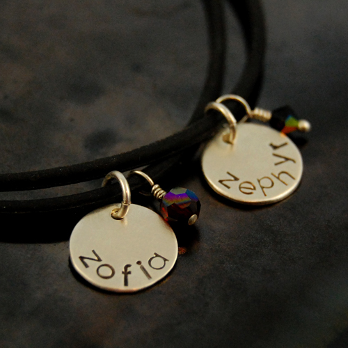 personalized silicone bracelet set of 2 1.jpg