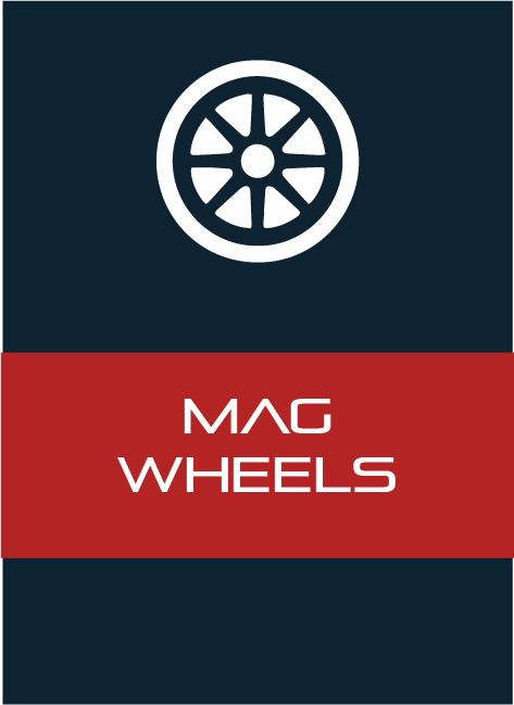 Central City Tyres Mag wheels