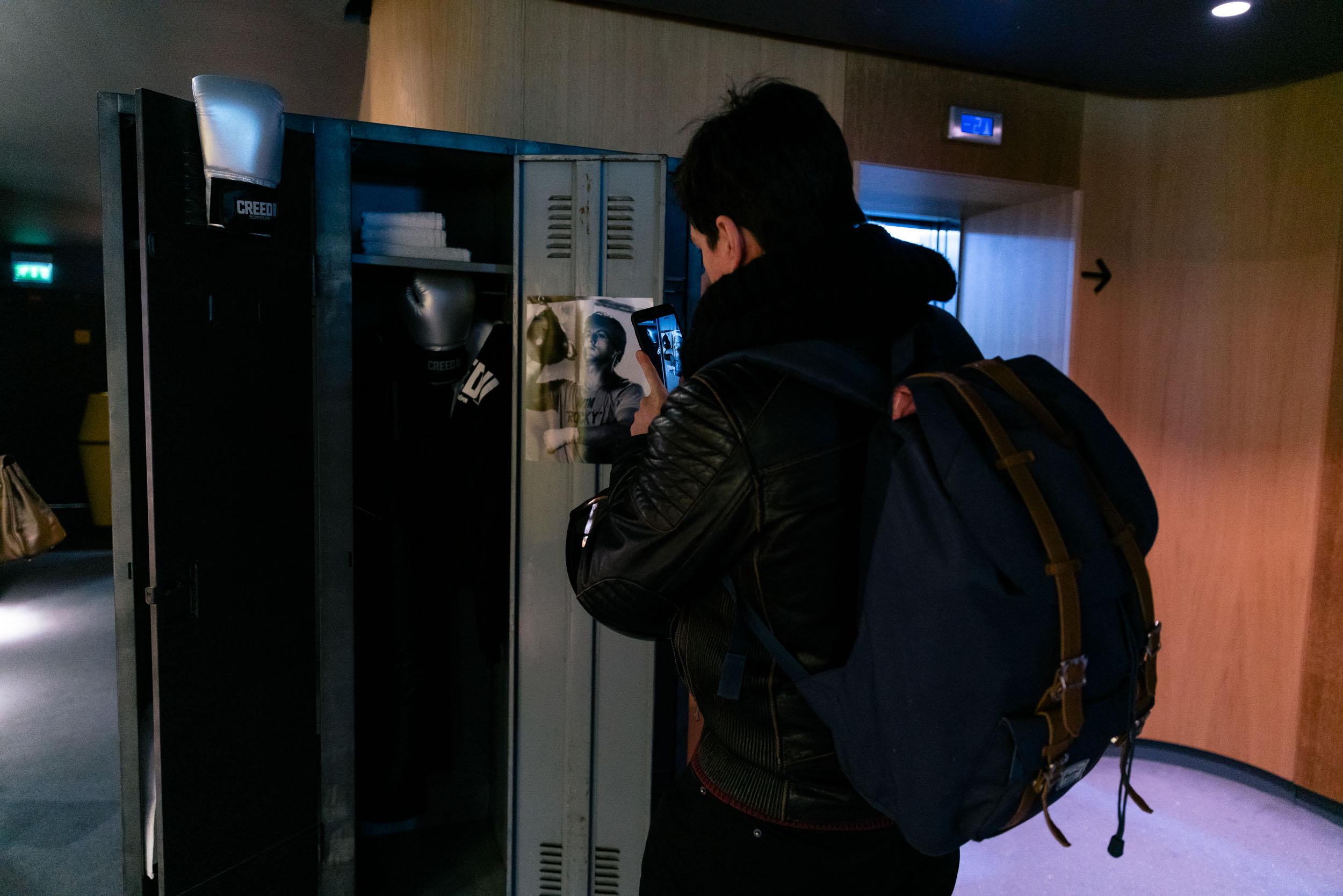 Rocky's Locker