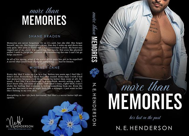 Who knew I had it in me to write such a good guy? Although Shawn is still my favorite character from my More Than Series—you know me and my love for assholes—Shane is impossible not to heart. #MoreThanMemories #tragicallybeautiful