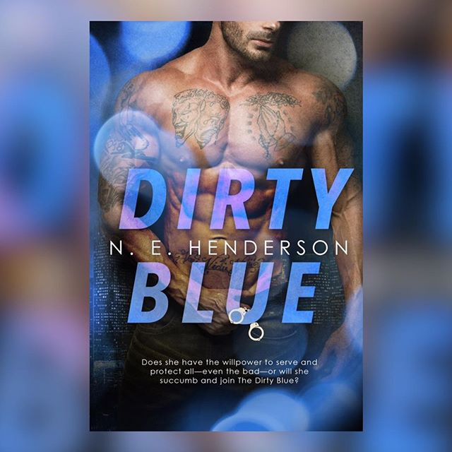💙*´¨) ¸.•´¸.•*´¨) ¸.•*¨)*💙*´¨) ¸.• PRE - ORDER  D I R T Y  B L U E  By N. E. HENDERSON  iTunes: http://bit.ly/DirtyBlueLA Amazon: http://smarturl.it/DirtyBlue Nook: http://bit.ly/Nook-DB Kobo: http://bit.ly/Kobo-DB GooglePlay: Not available for Pre-order  Special $2.99 pre-order pricing. This will increase after the book releases. Grab it now while it's cheaper.  When a tear stricken woman walks into a Los Angeles precinct carrying an infant only to walk out thirty minutes later, Brie doesn't know what to think. This is certainly a first, even for twenty-nine-year-old detectiveBrianne Andrews.  D R A G O  A C E R B I  I've known his name a long time. You'd have to live under a rock not to know of the heartless and cruel reputation the Acerbi family has established. They are monsters cloaked in suits and ties, or so my colleagues in blue have said. Being on the job, you quickly learn to watch your back, trust no one, and as much as I hate to admit this, sometimes that includes a fellow badge.  But to want to kill your own child for being born? Now that's monstrous. Unjust. And something I will not stand for. I'll take him down before I allow an innocent to be harmed.  Even if that means not only taking on the most dangerous family in Southern California but bringing down the drug lord they're in bed with too. *** Dirty Blue is a standalone book, but there is a bonus scene at the end of Silent Guilt that takes place in the Dirty Blue world. And if you are an advid reader on mine, you know all of my books are interconnected. But you don't have to read certain books prior to this one. It can be read as a complete standalone romance. You can also find that bonus scene on my website at nehenderson.com/dirtyblue. No need to buy a book for approx 1200 words. I hope you enjoy! Happy reading. ***