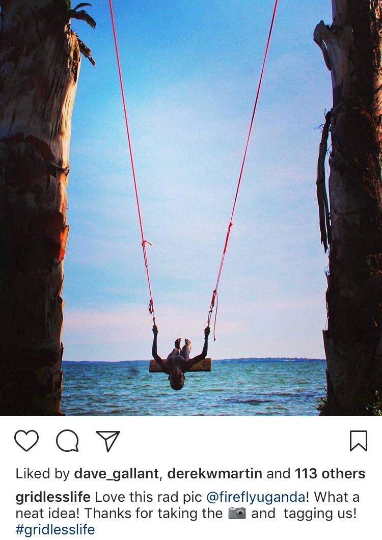 Gridless Life Instagram