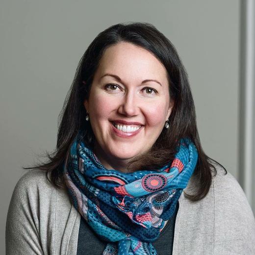 Angela Harris - Founder, Work Of Heart