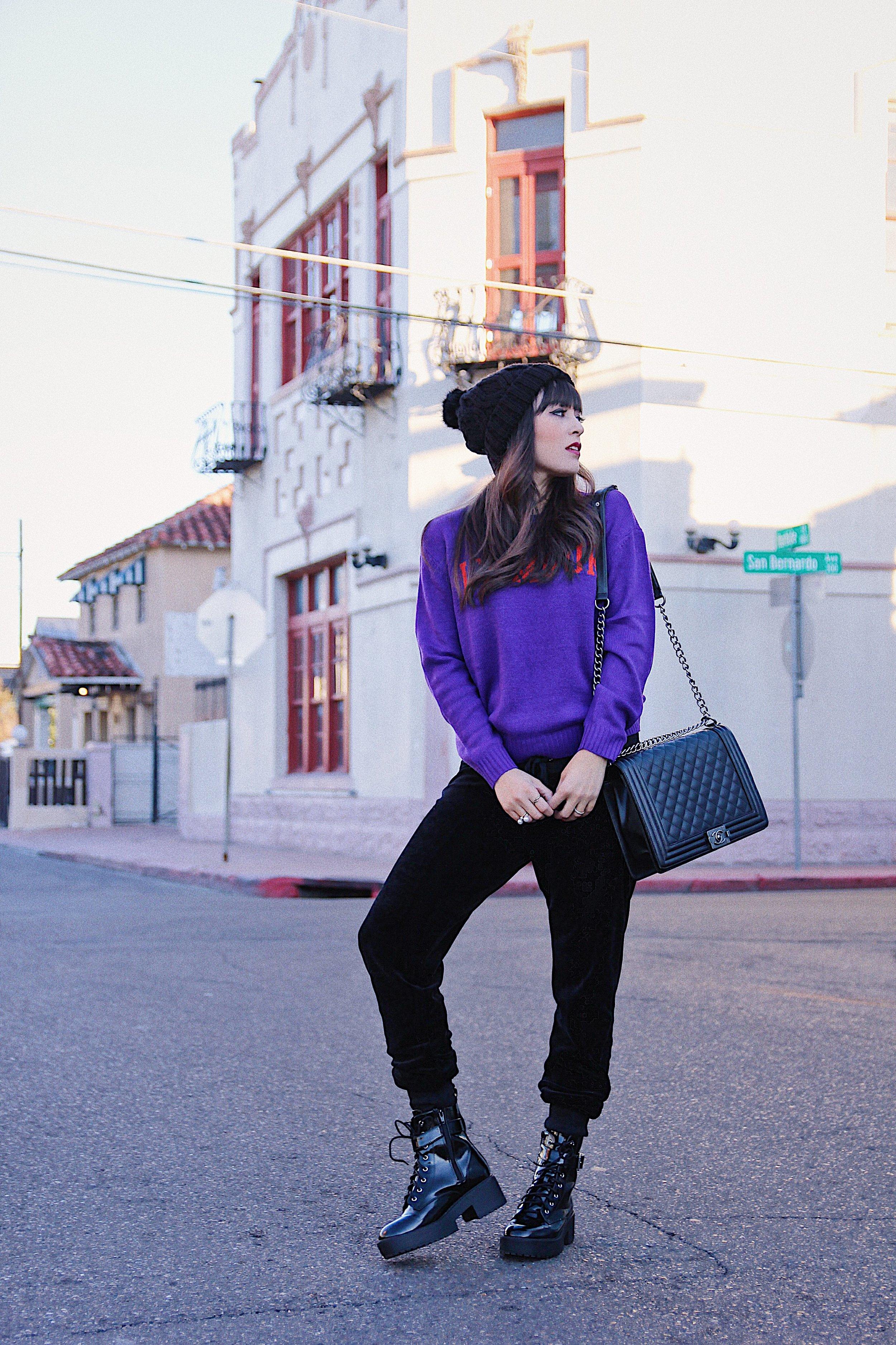 Fahion blogger Winter Fashion