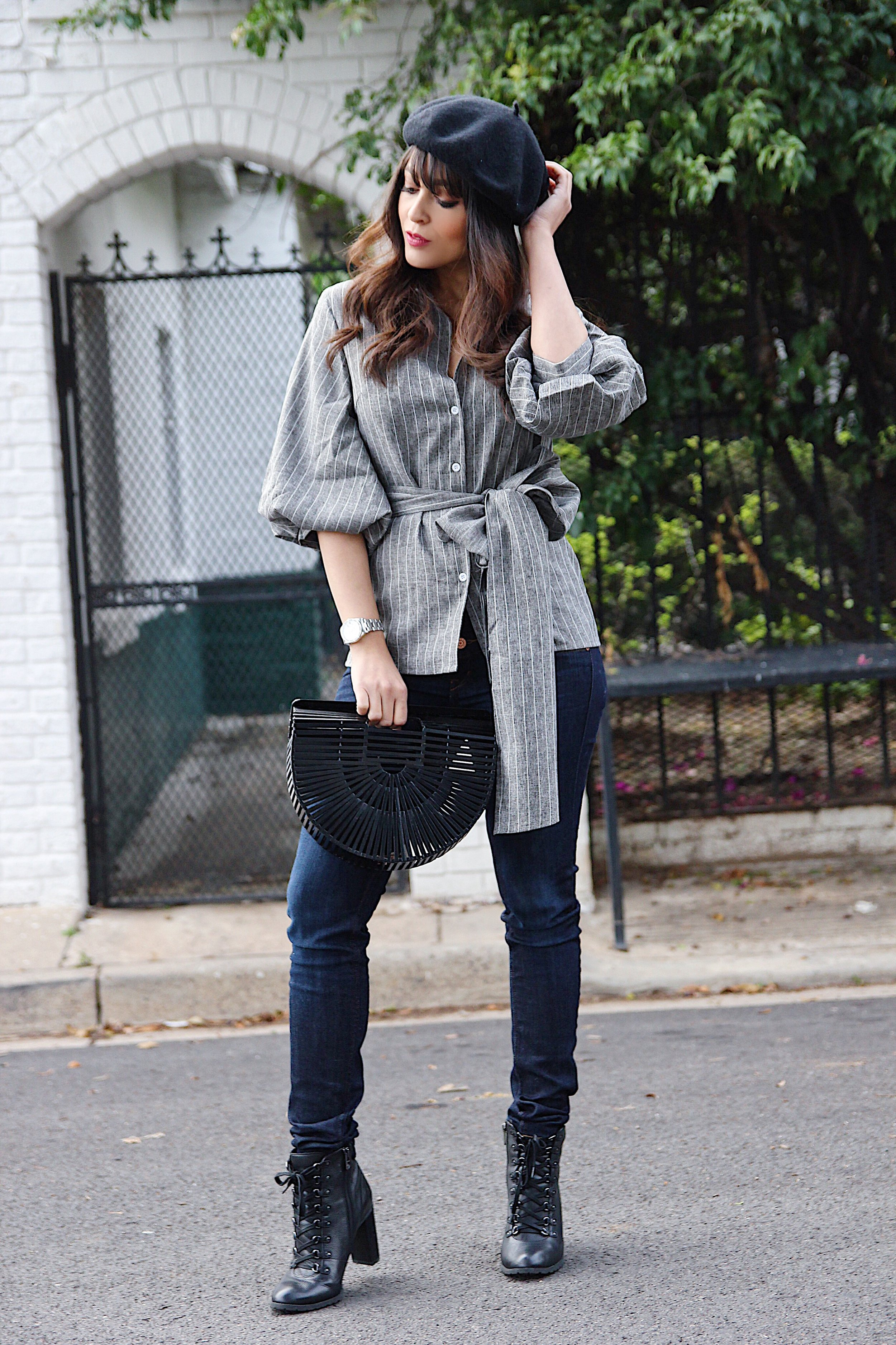 Fashion blogger Winter Fashion