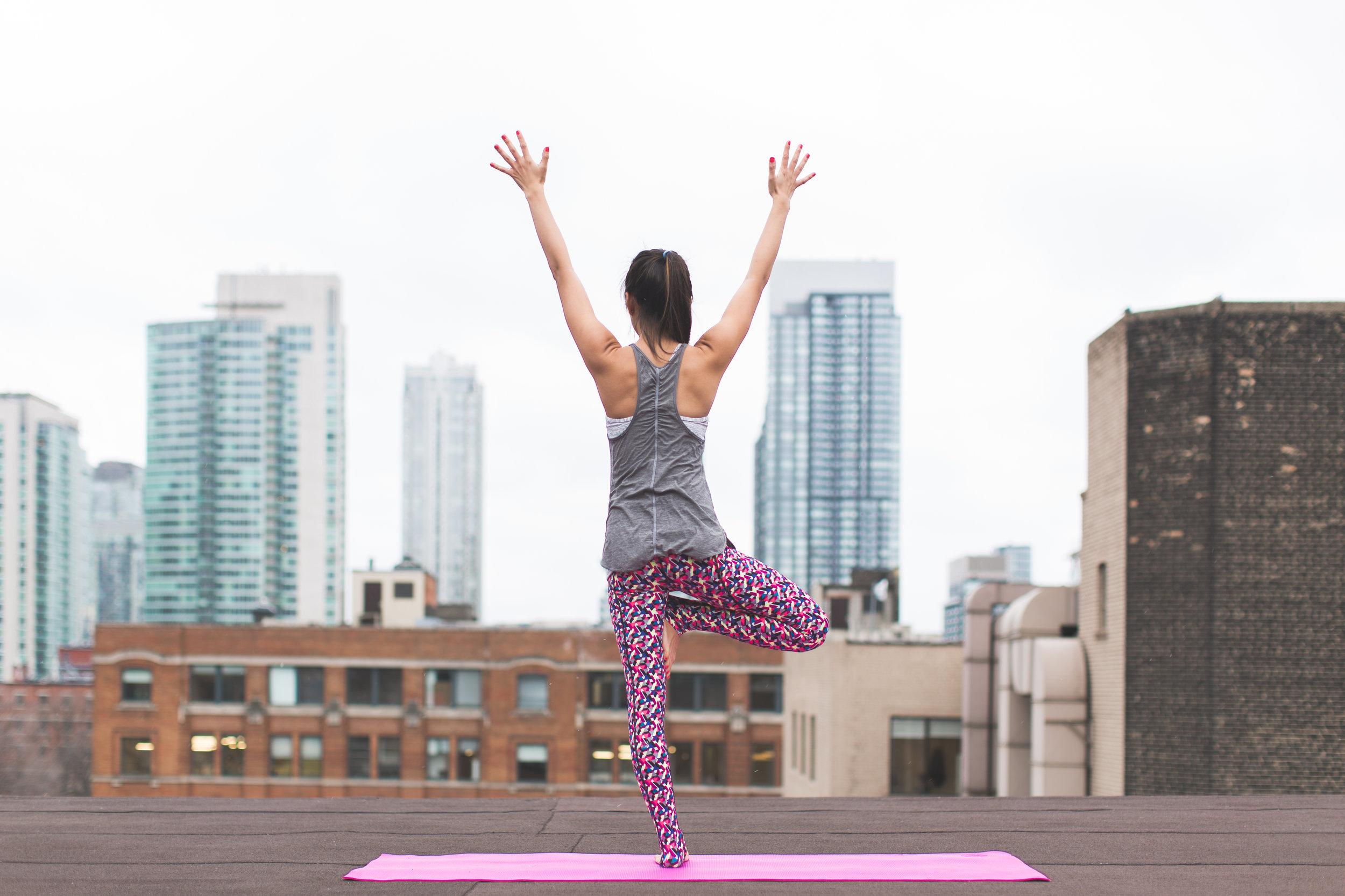 yoga prénatal -