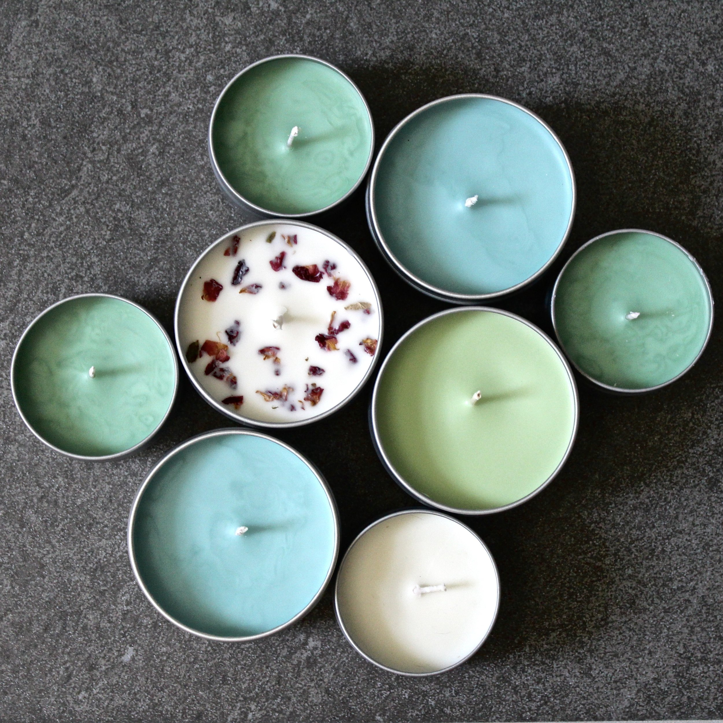 Choose candles that are healthy for you, your family & the environment.