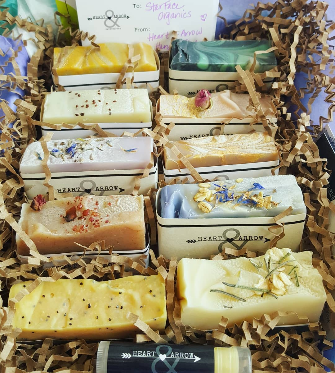 Ultimate Soap Sampler Set… the perfect gift!!