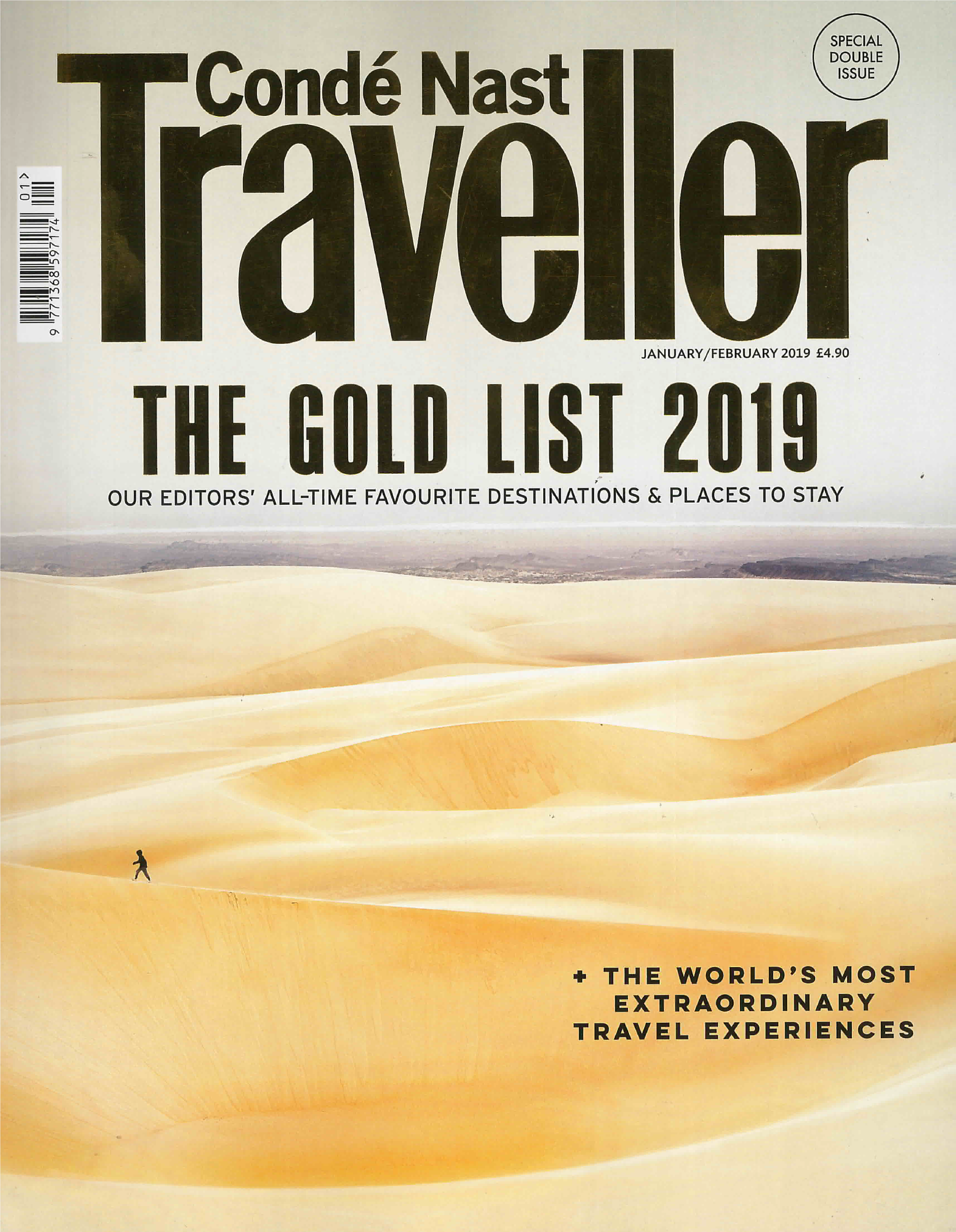 """Featured in 'The Gold List: Luxury Gift Guide"""""""