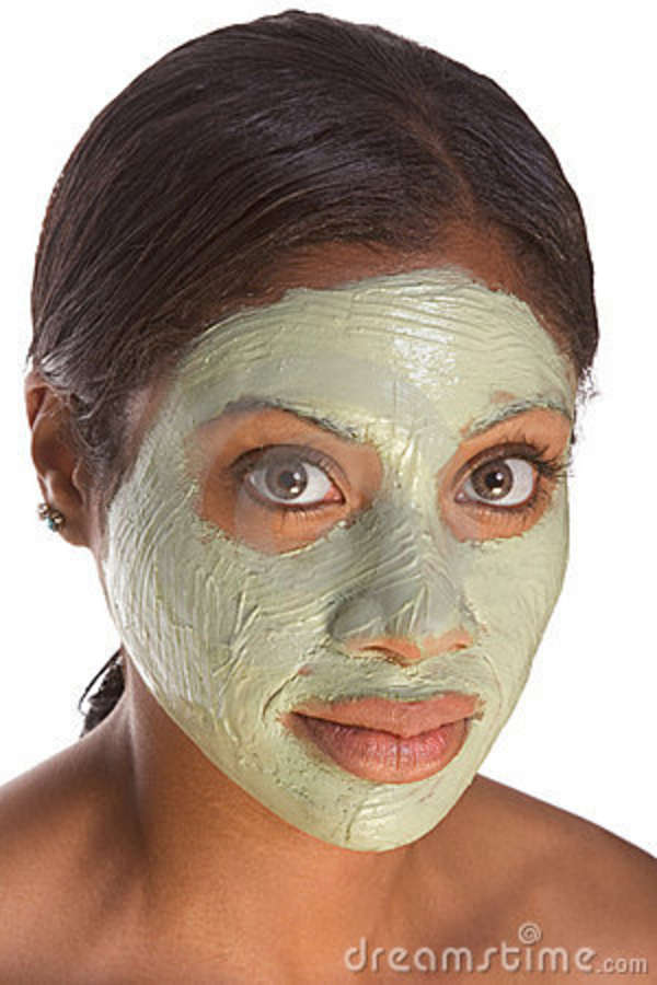 A  clay mask  is simple to make & works wonders on your pores.