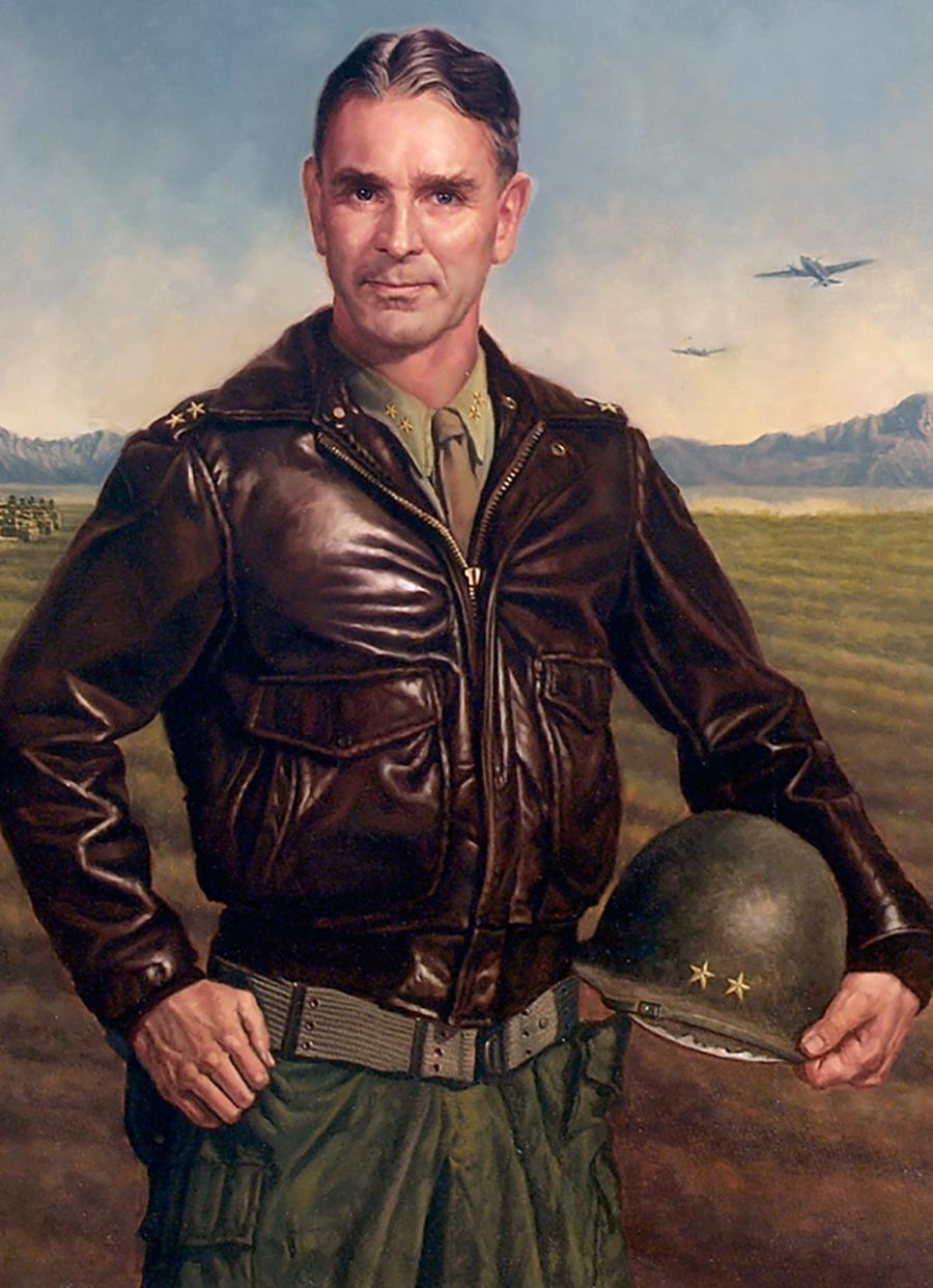 General Maxwell Taylor