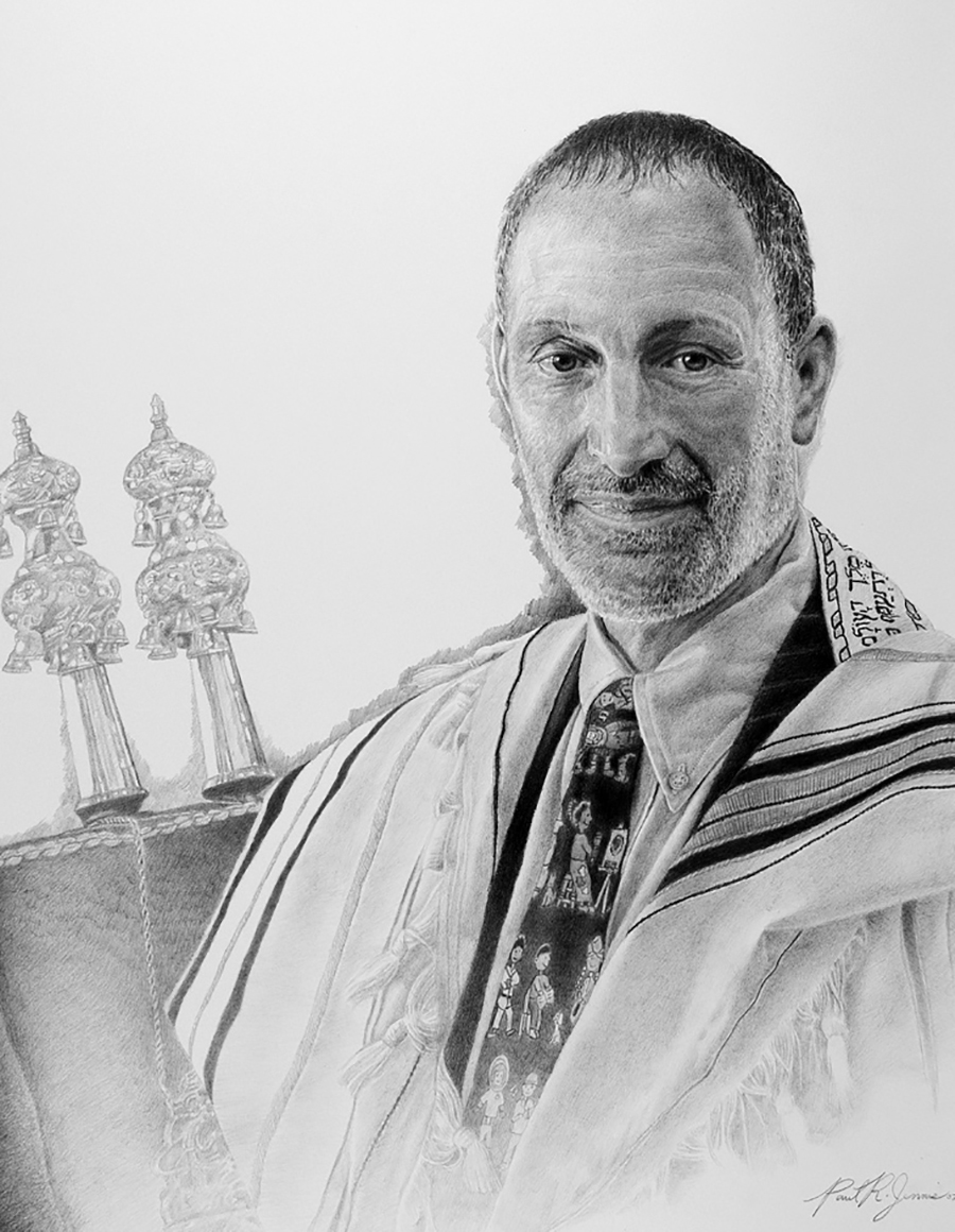 Rabbi Evan Jaffe