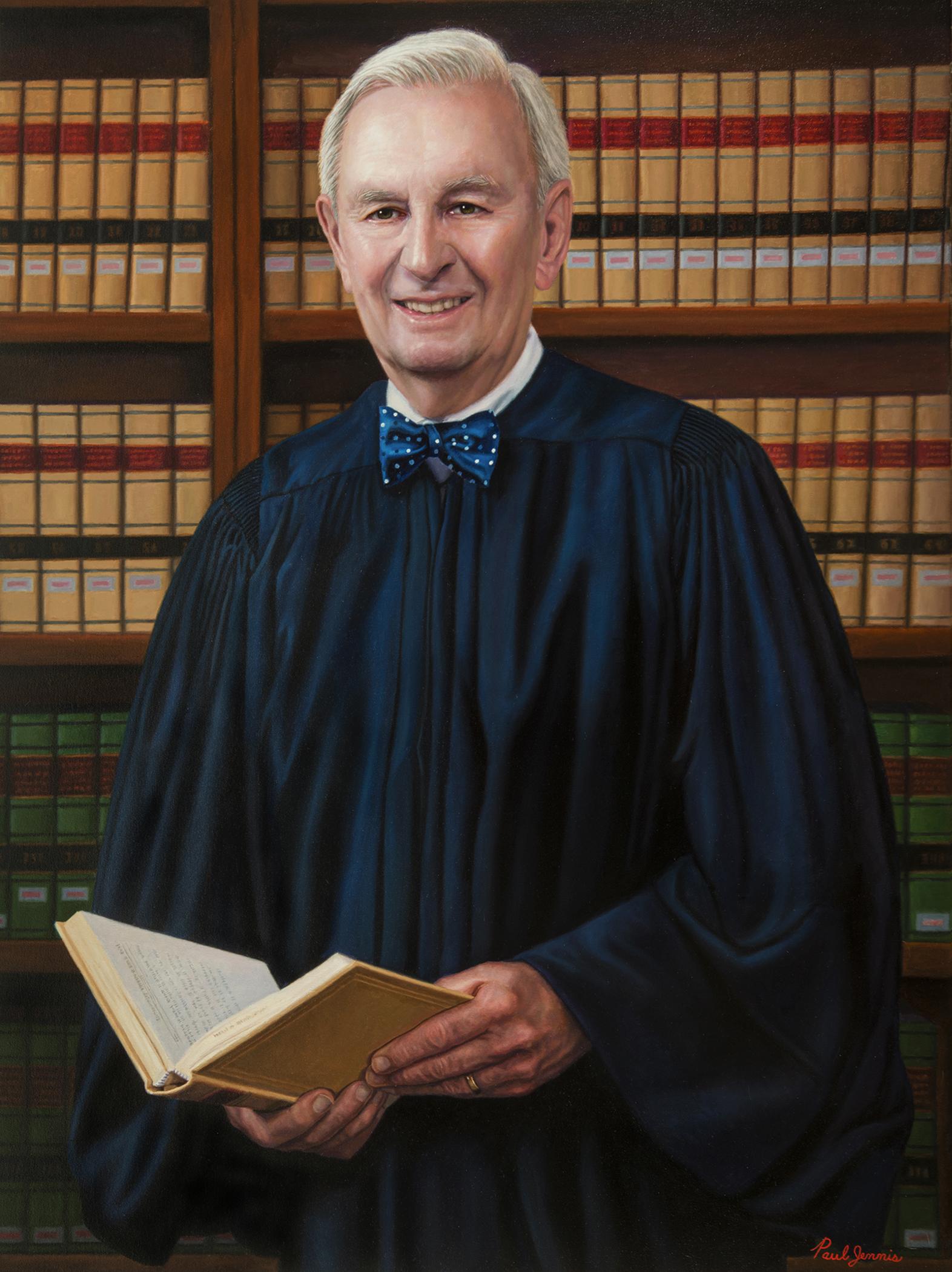 NJ Supreme Court Justice Pollock