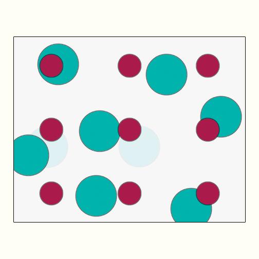 Polka Dot 1  Acrylic on Hardboard