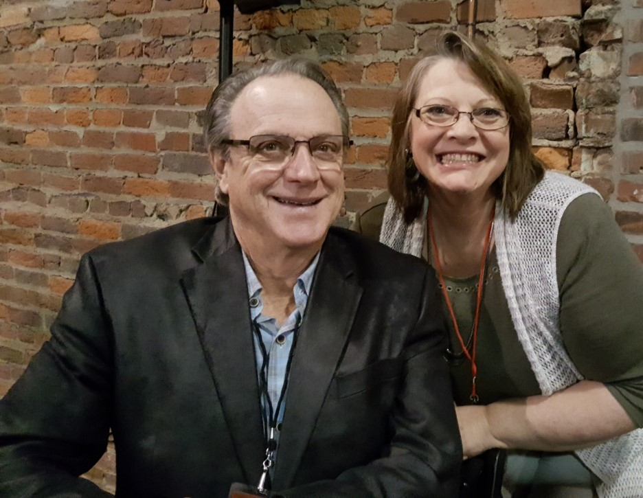 Dinner- and laughter with Ken Davis
