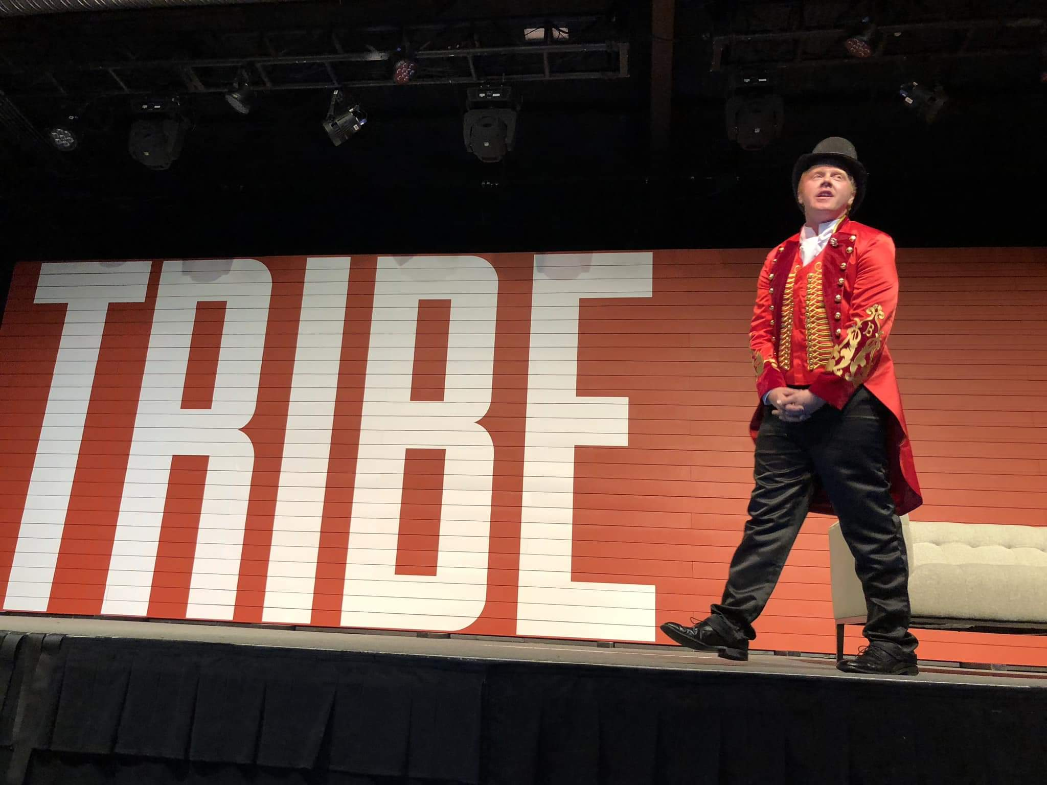 Jeff Goins, The Greatest Showman- Tribe Style