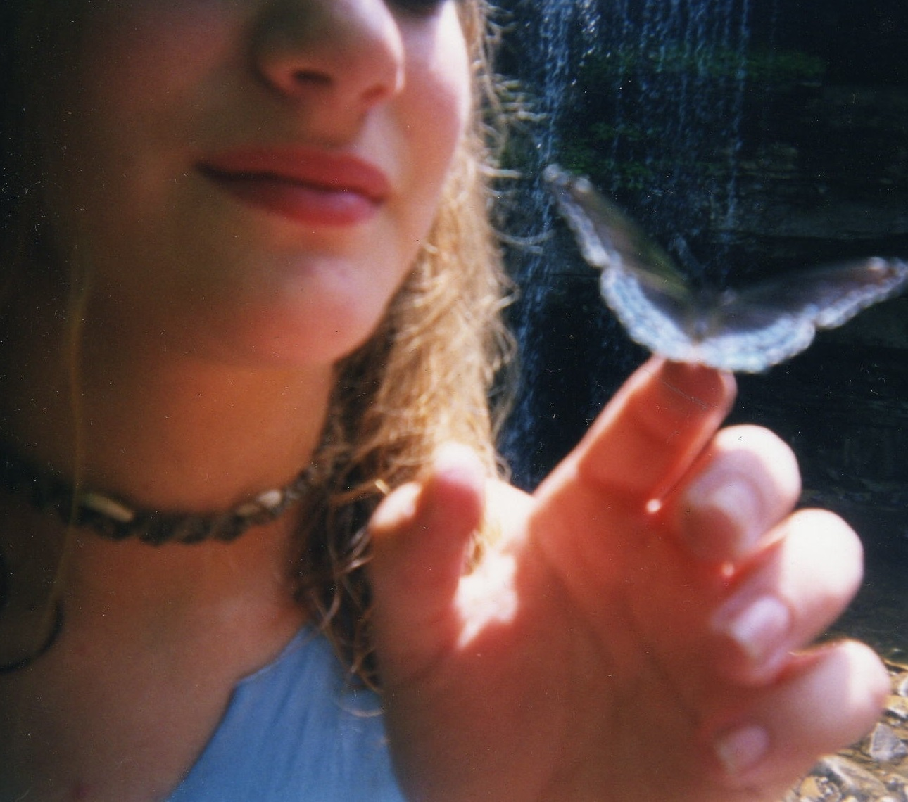 leisha with the butterfly.JPG