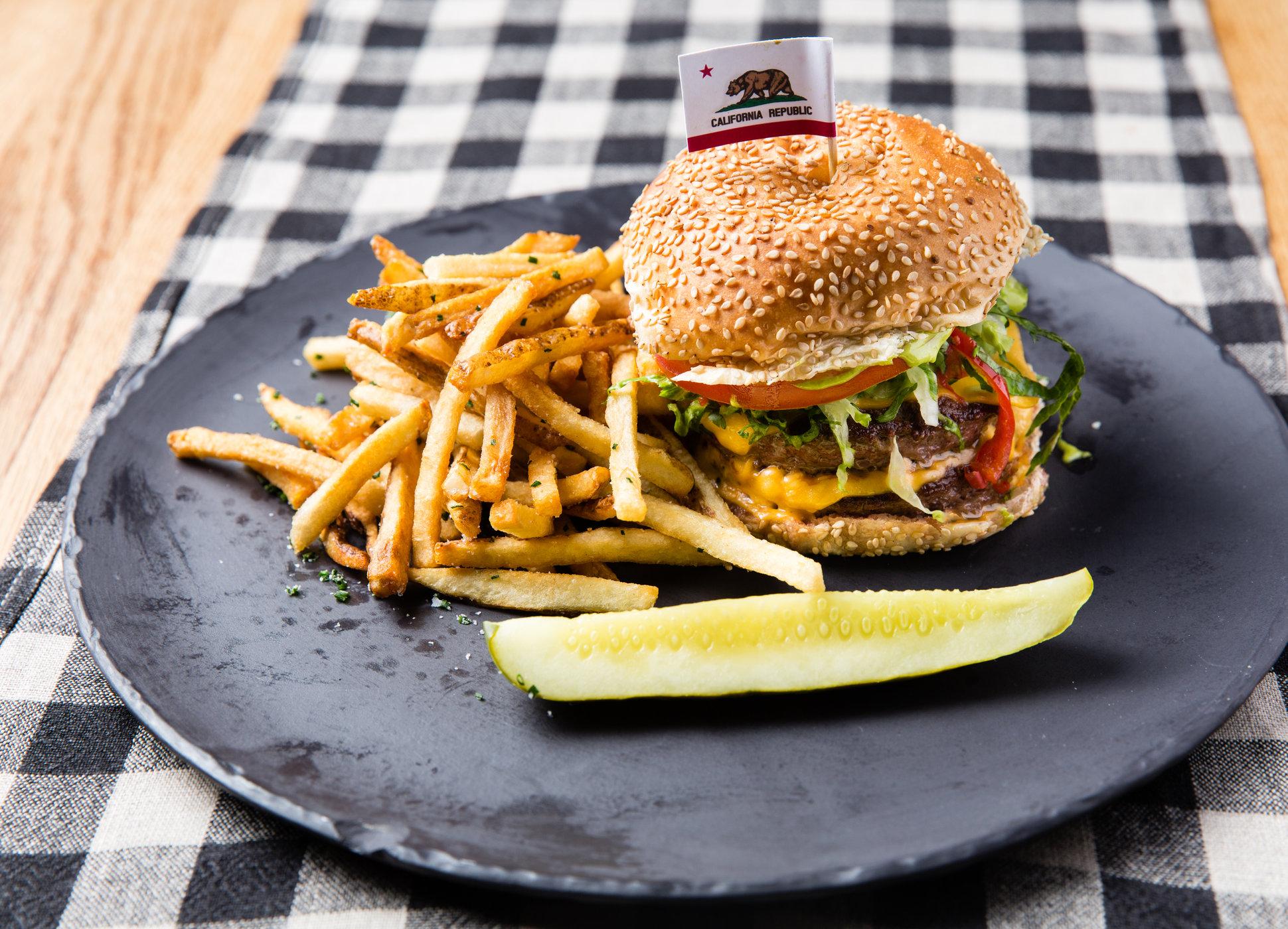 3. upland - The Cheeseburger