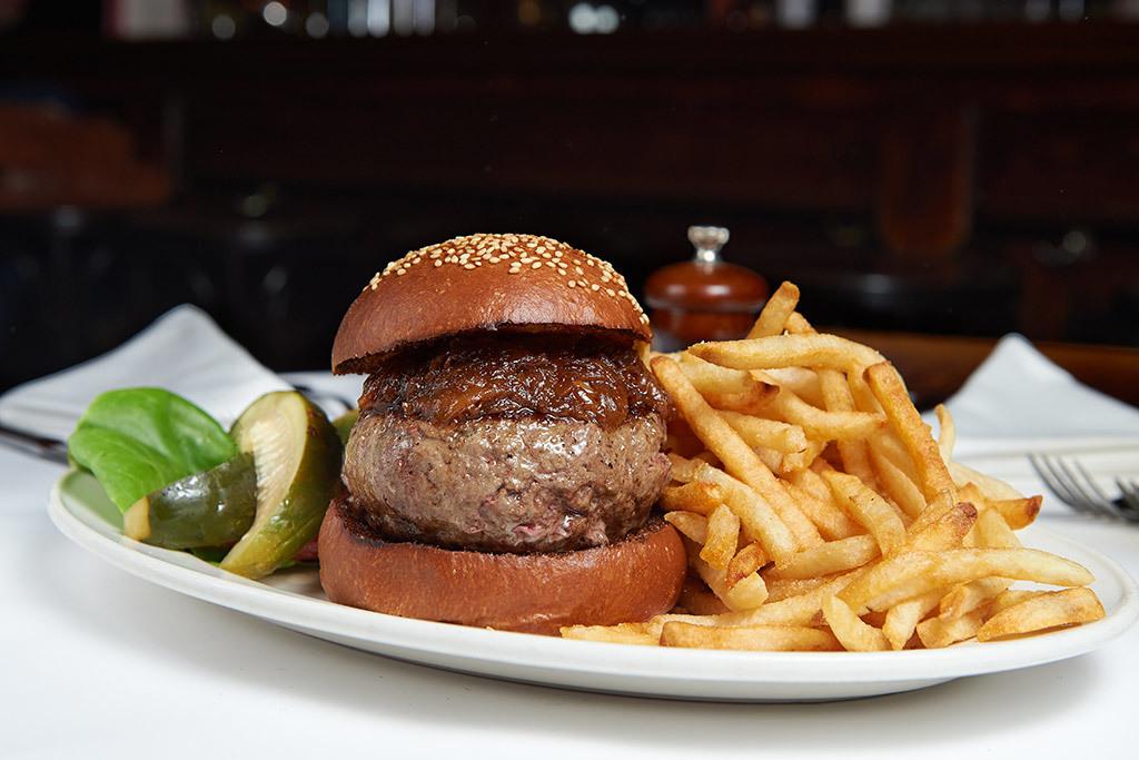 5.Minetta Tavern - The Black Label Burger