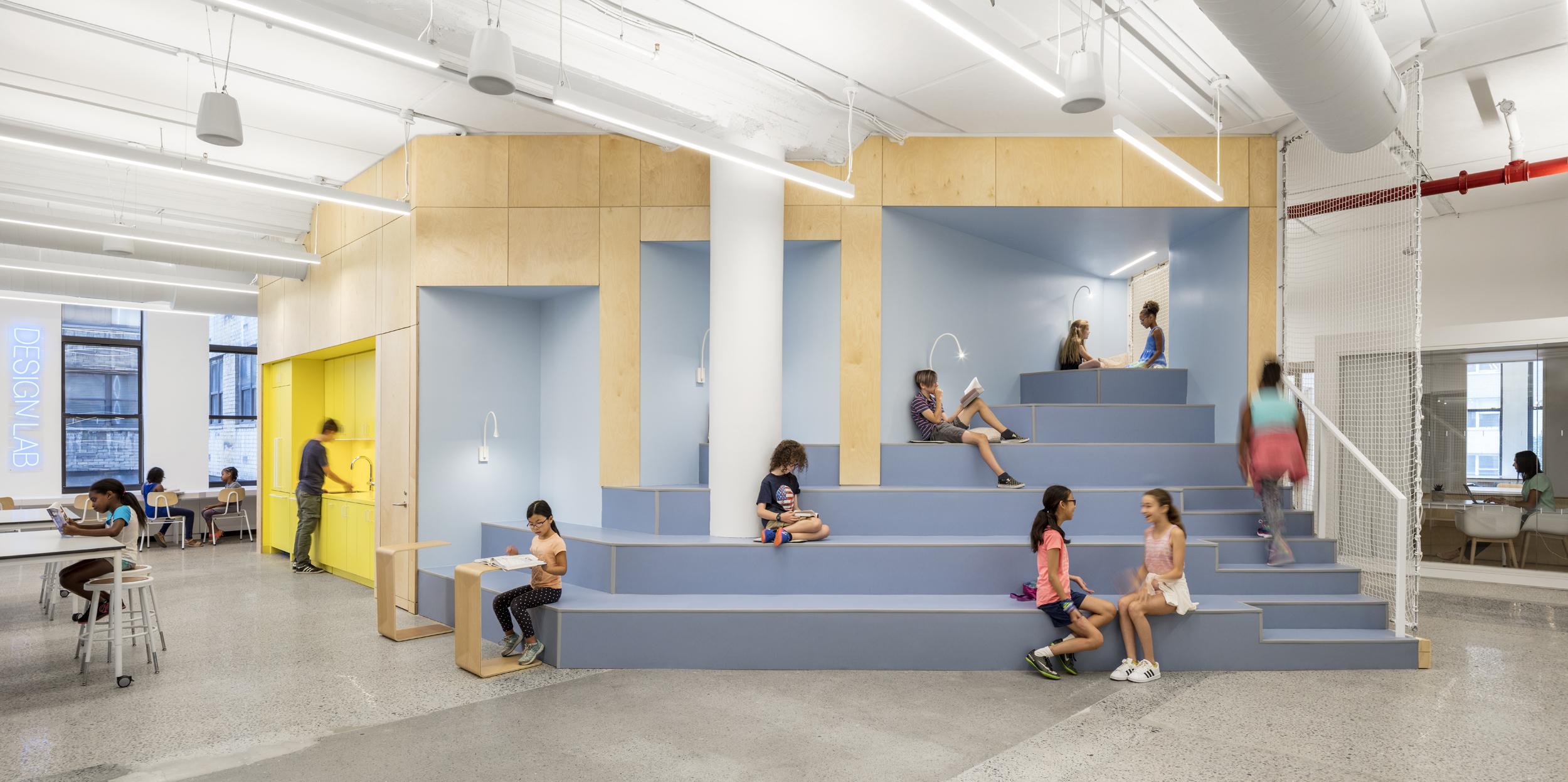 Alt School, New York, NY   Architecture + Information