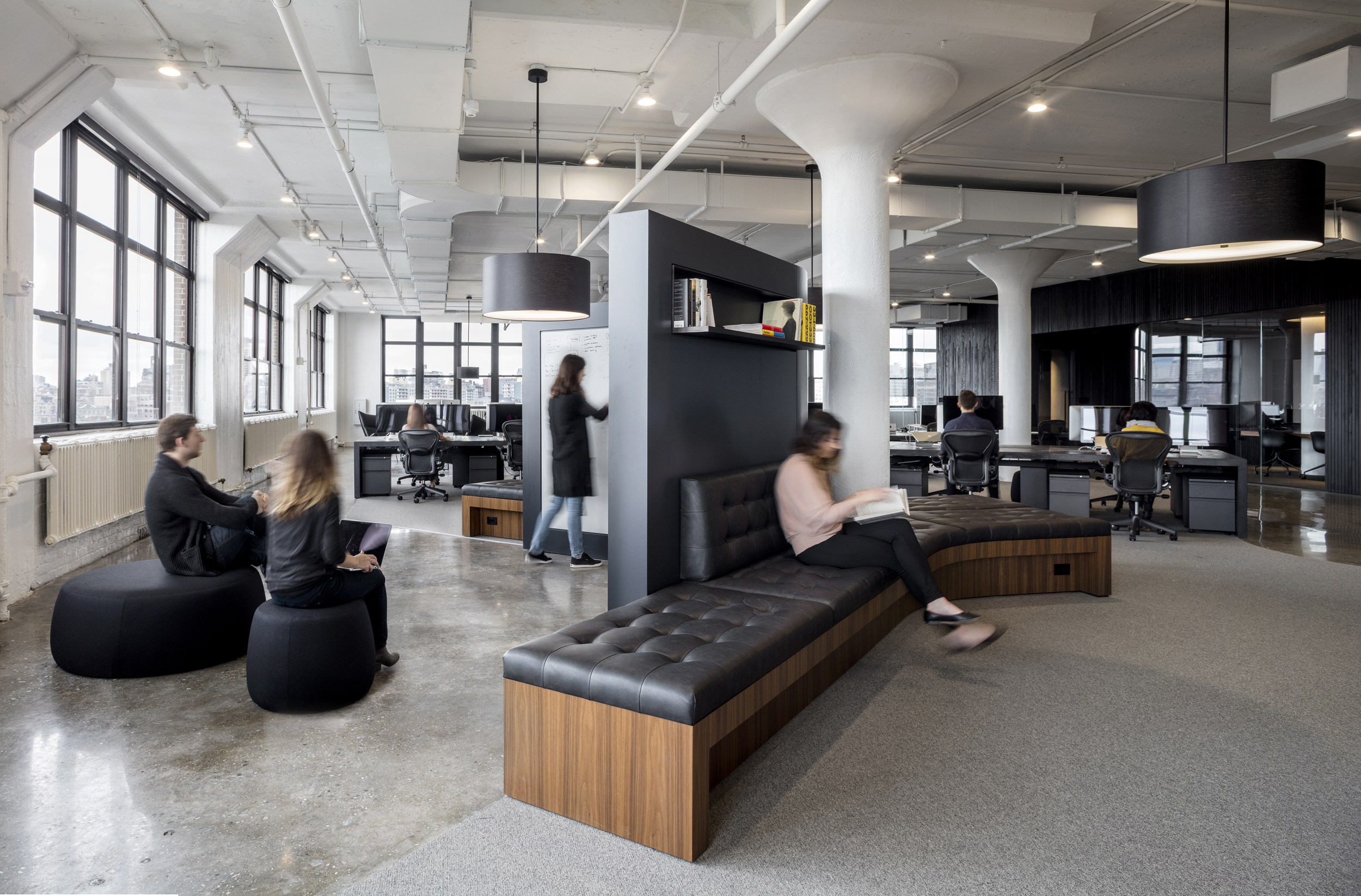 Squarespace, New York, NY   Architecture + Information
