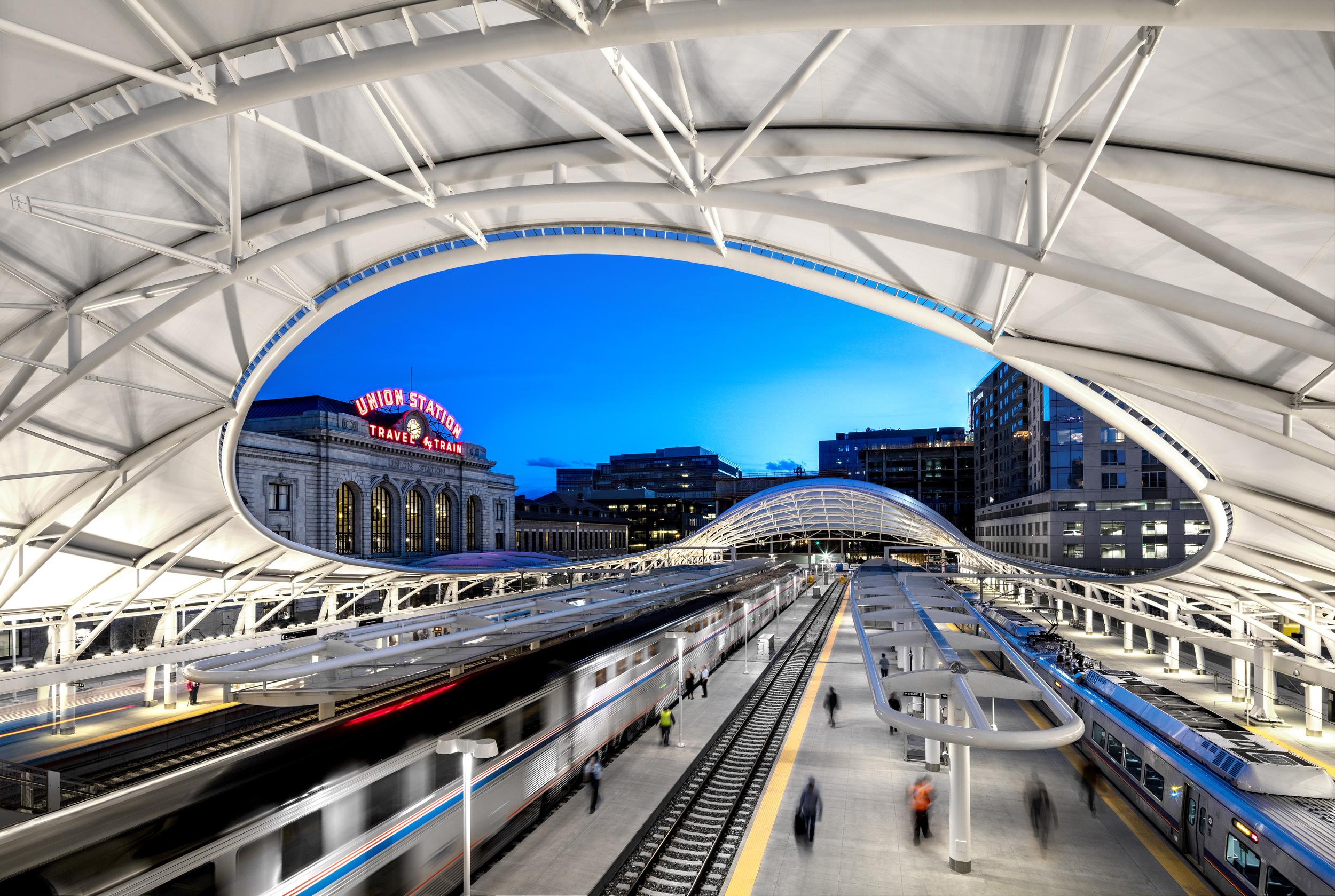 Union Station, Denver, CO   Skidmore, Owings & Merrill