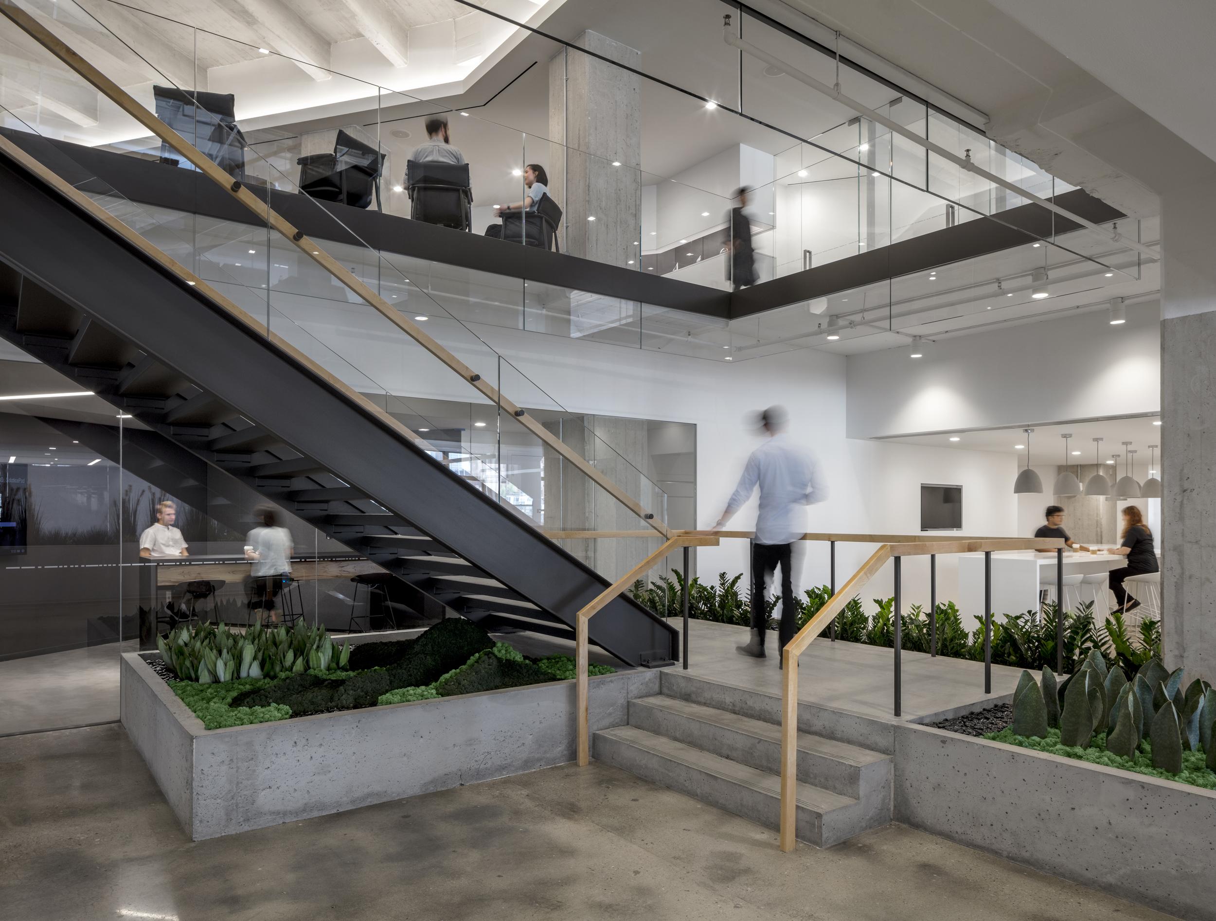 Horizon Media, New York, NY   Architecture + Information