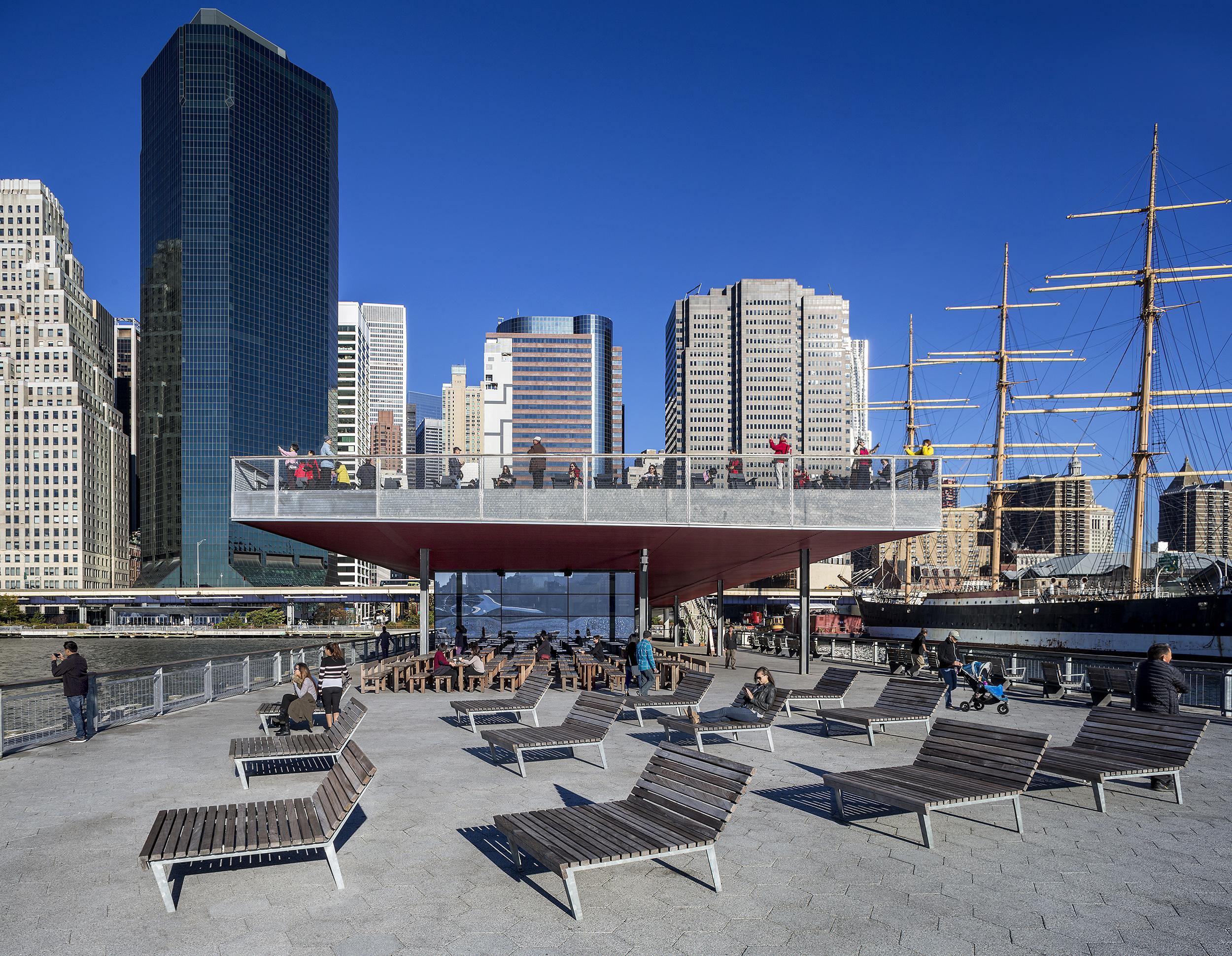 Pier 15   SHoP Architects