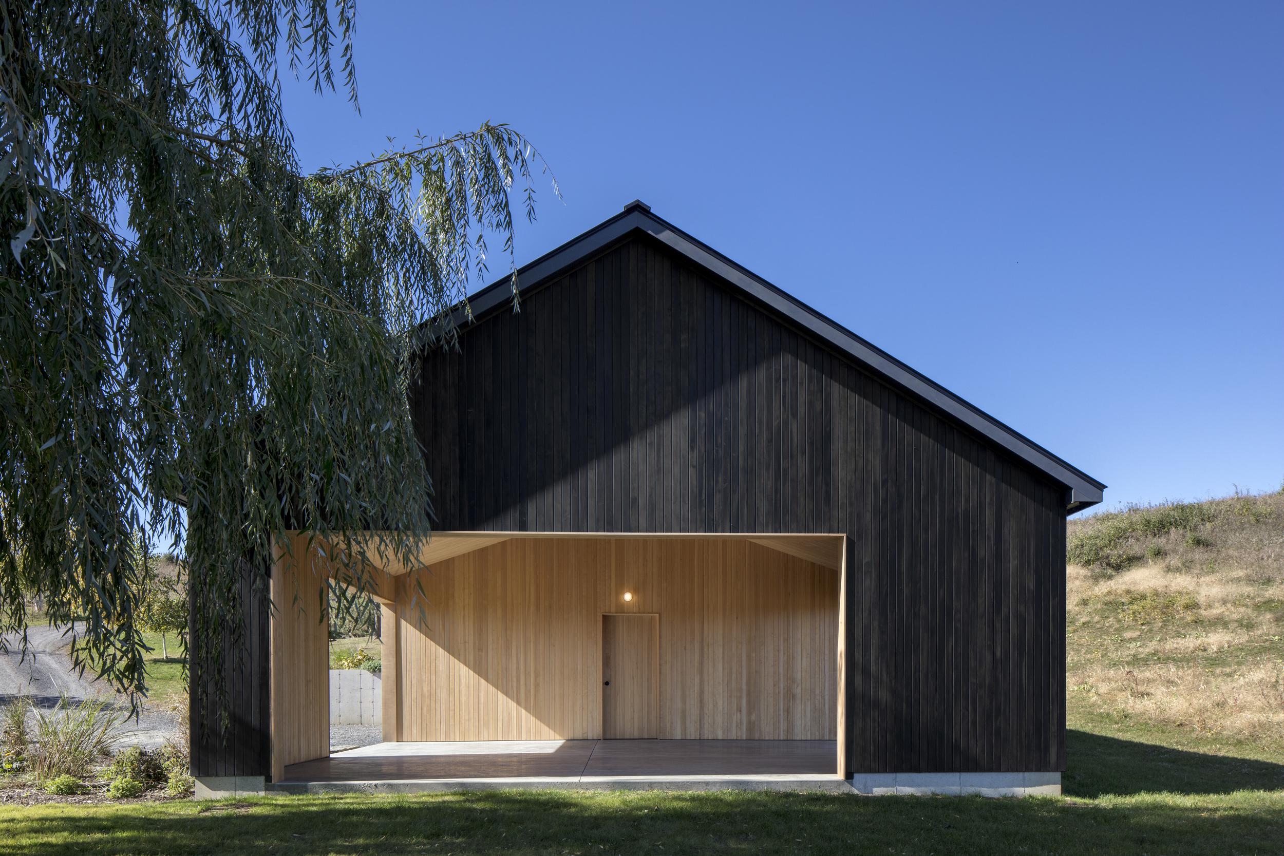 Ancram Barn
