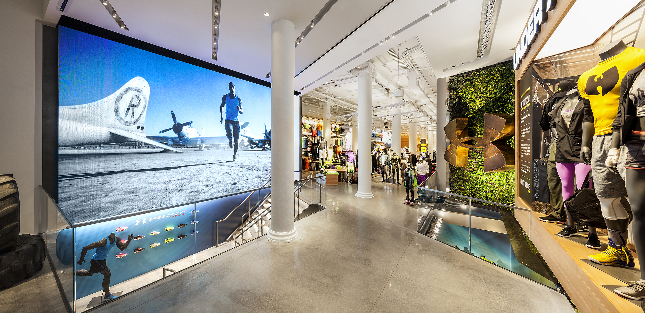 Under Armour NYC