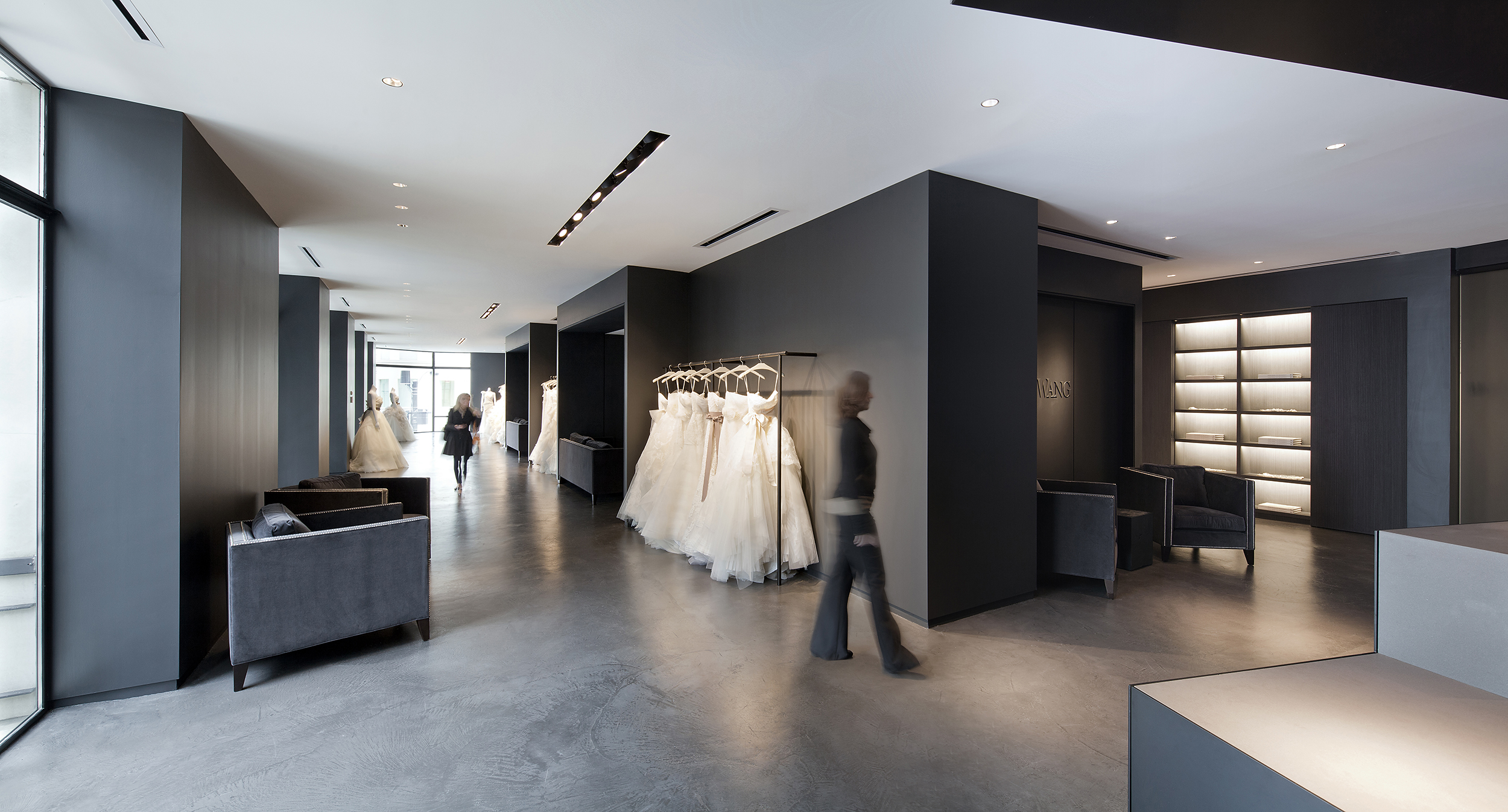 Vera Wang Chicago   Architecture + Information