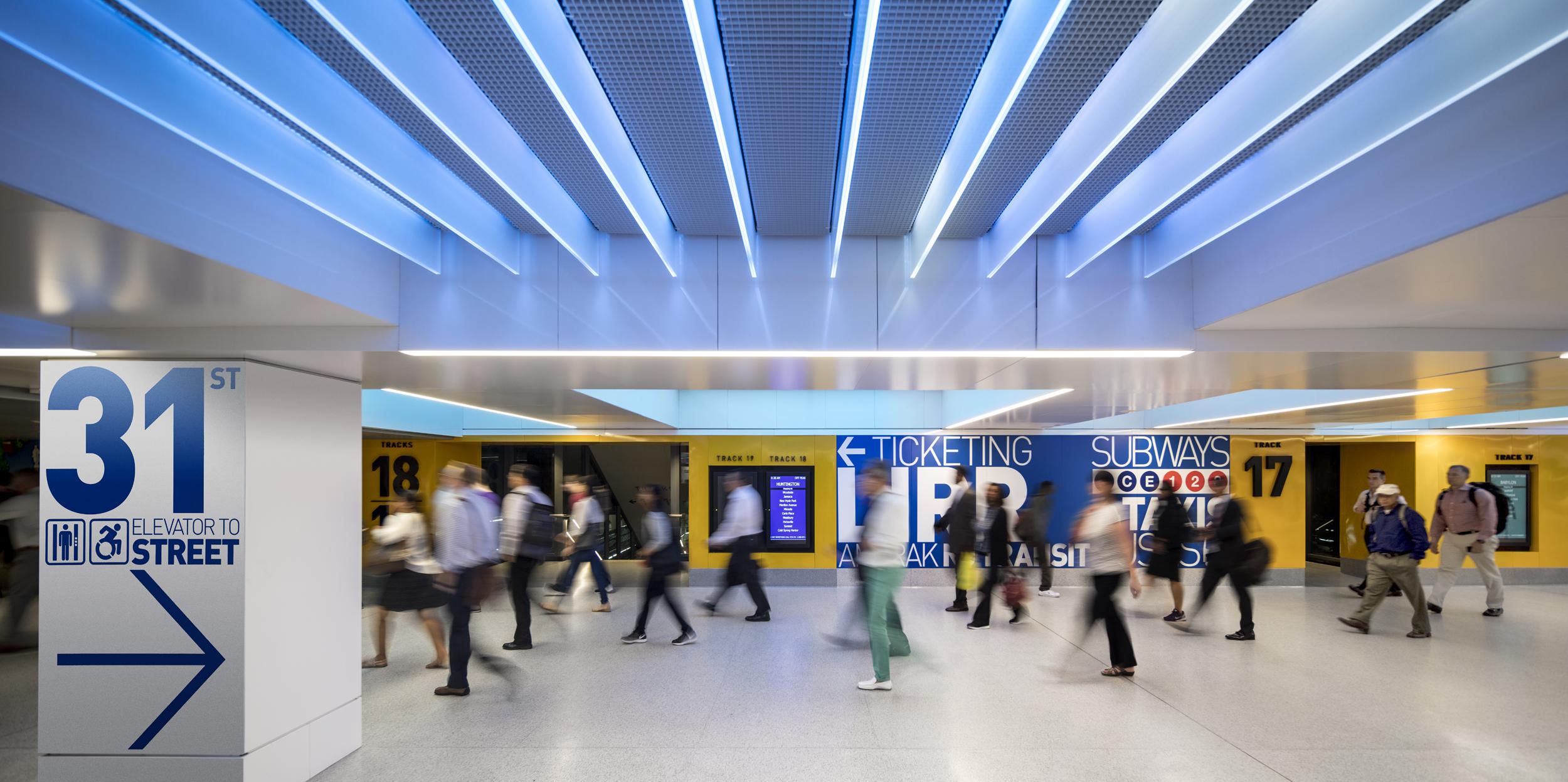 Moynihan Station, New York, NY   Skidmore, Owings & Merrill