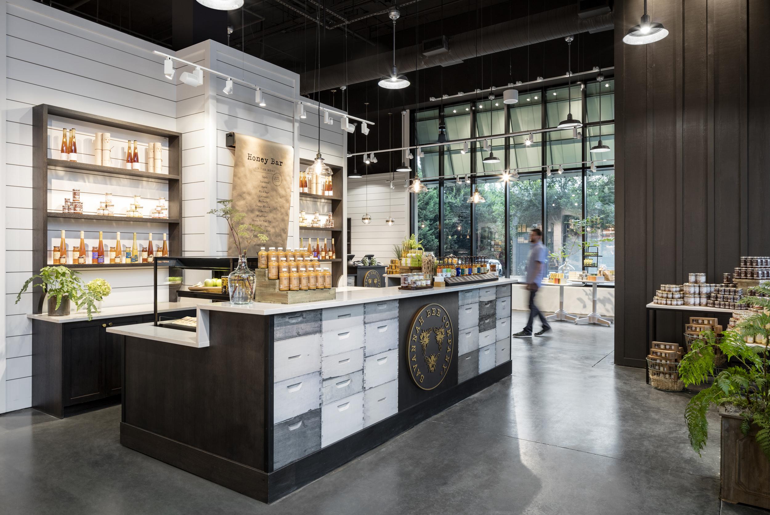 Savannah Bee Co., Atlanta, GA   Bergmeyer Associates
