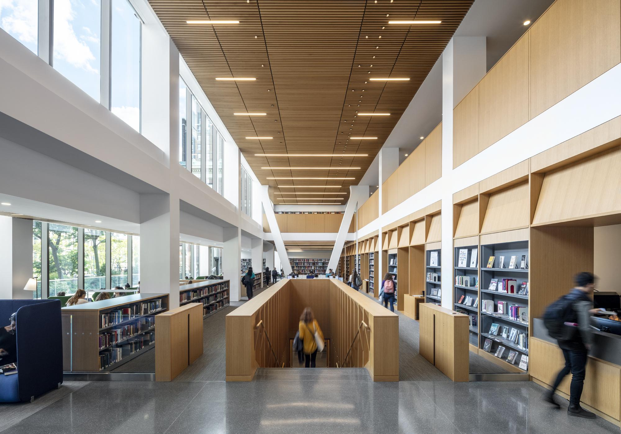 Barnard College   Skidmore, Owings & Merrill