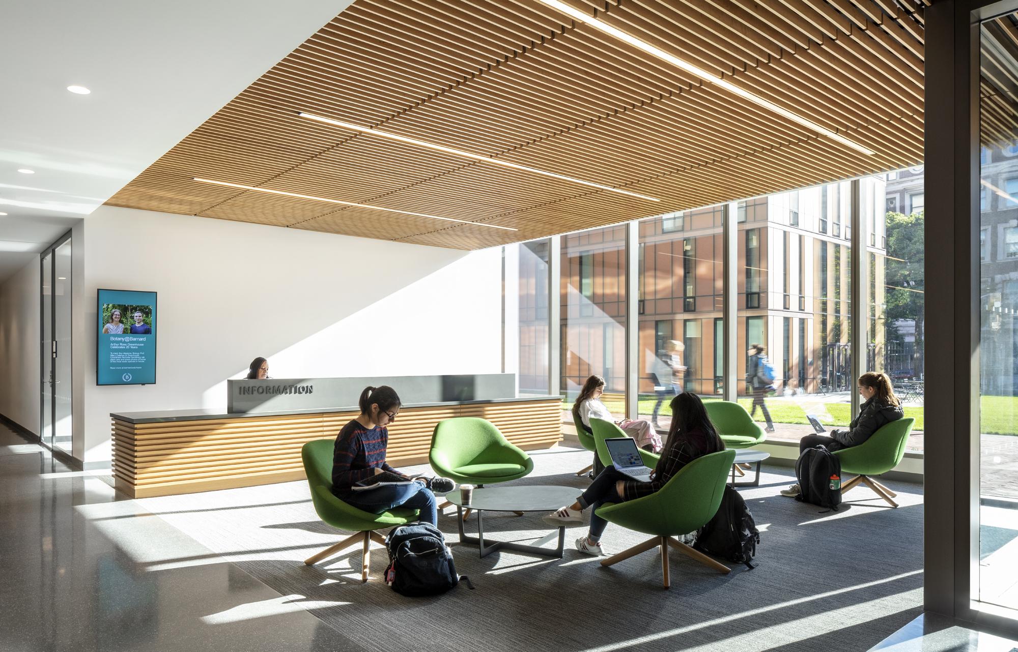 Barnard College, New York, NY   Skidmore, Owings & Merrill