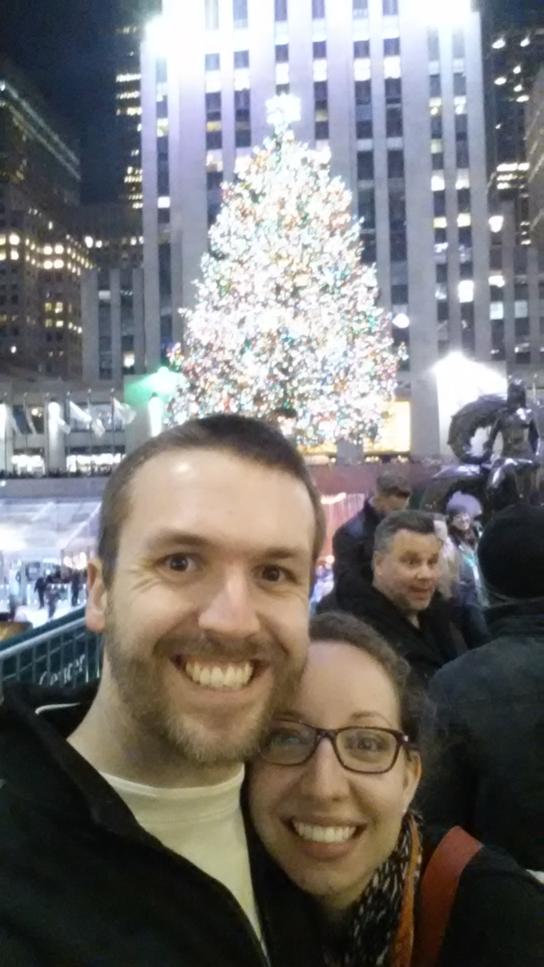 We used our free night to stay at the Intercontinental Times Square on our stopover in New York on our way to Zimbabwe, December 2015